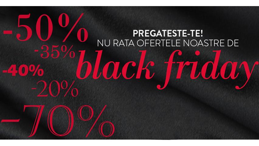 Alege Reducerile pe bune! Zonia.ro pregateste Super Promotii de Black Friday