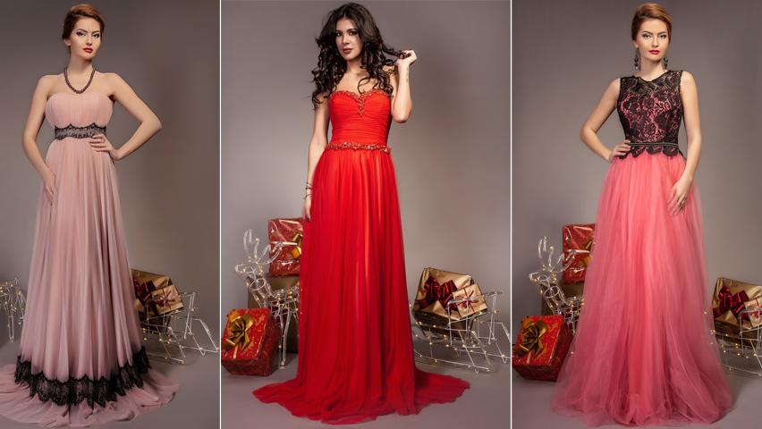 Ce rochie porti de revelion?