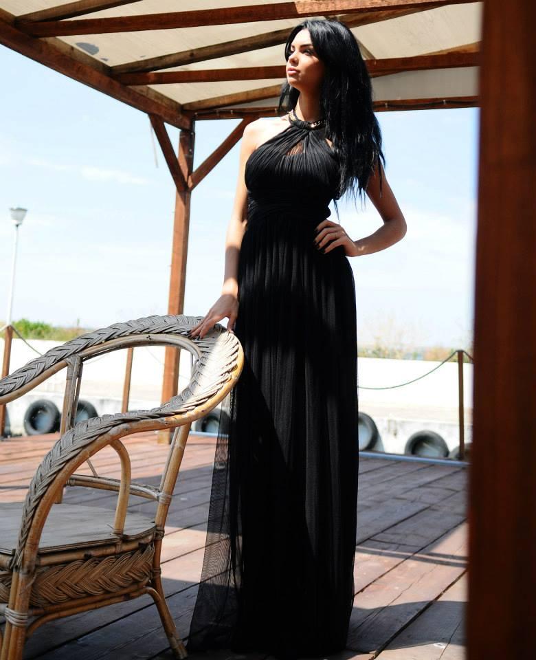 Rochie Divina Neagra