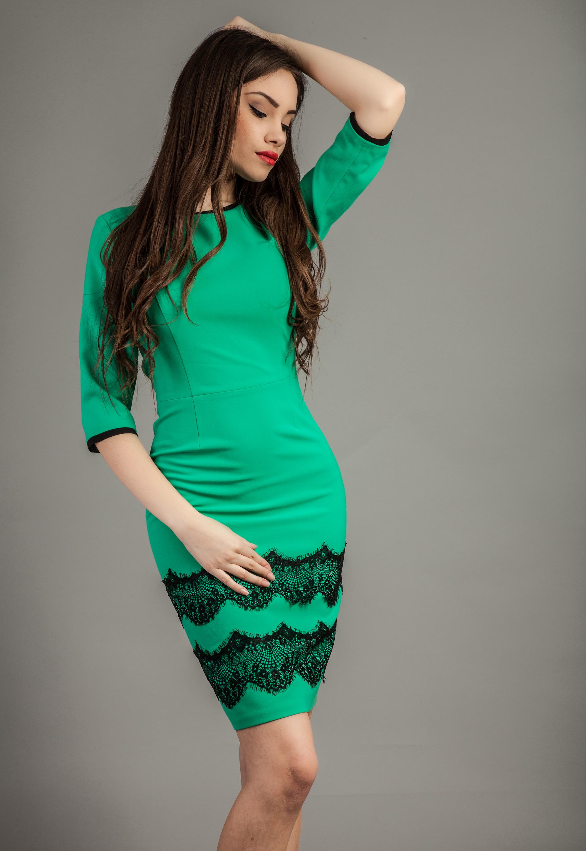 Rochie Indilla Verde