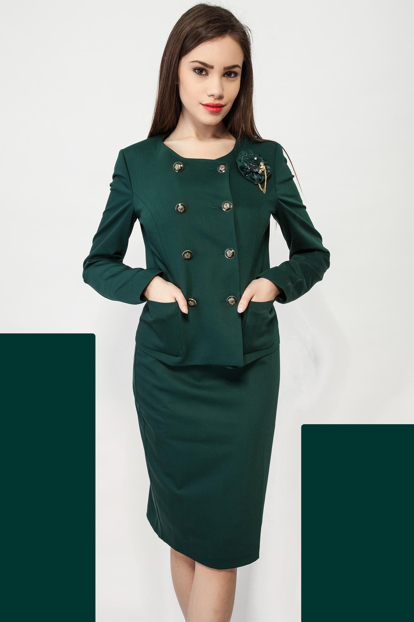 Costum Regga Verde