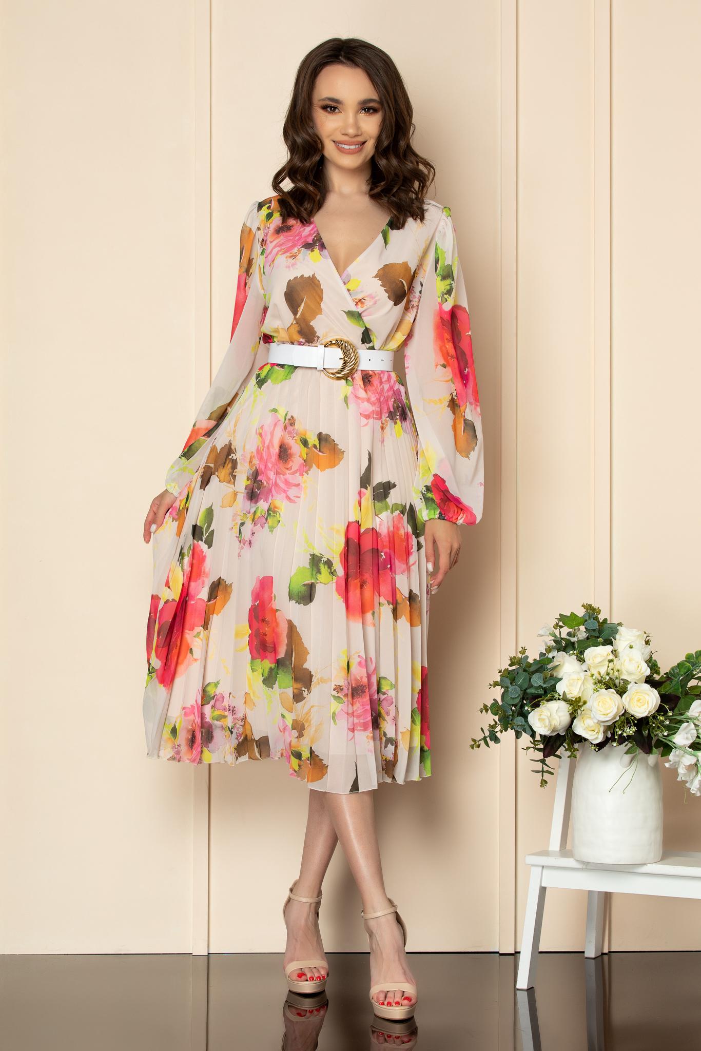 Rochie Ingrid Rose Floral