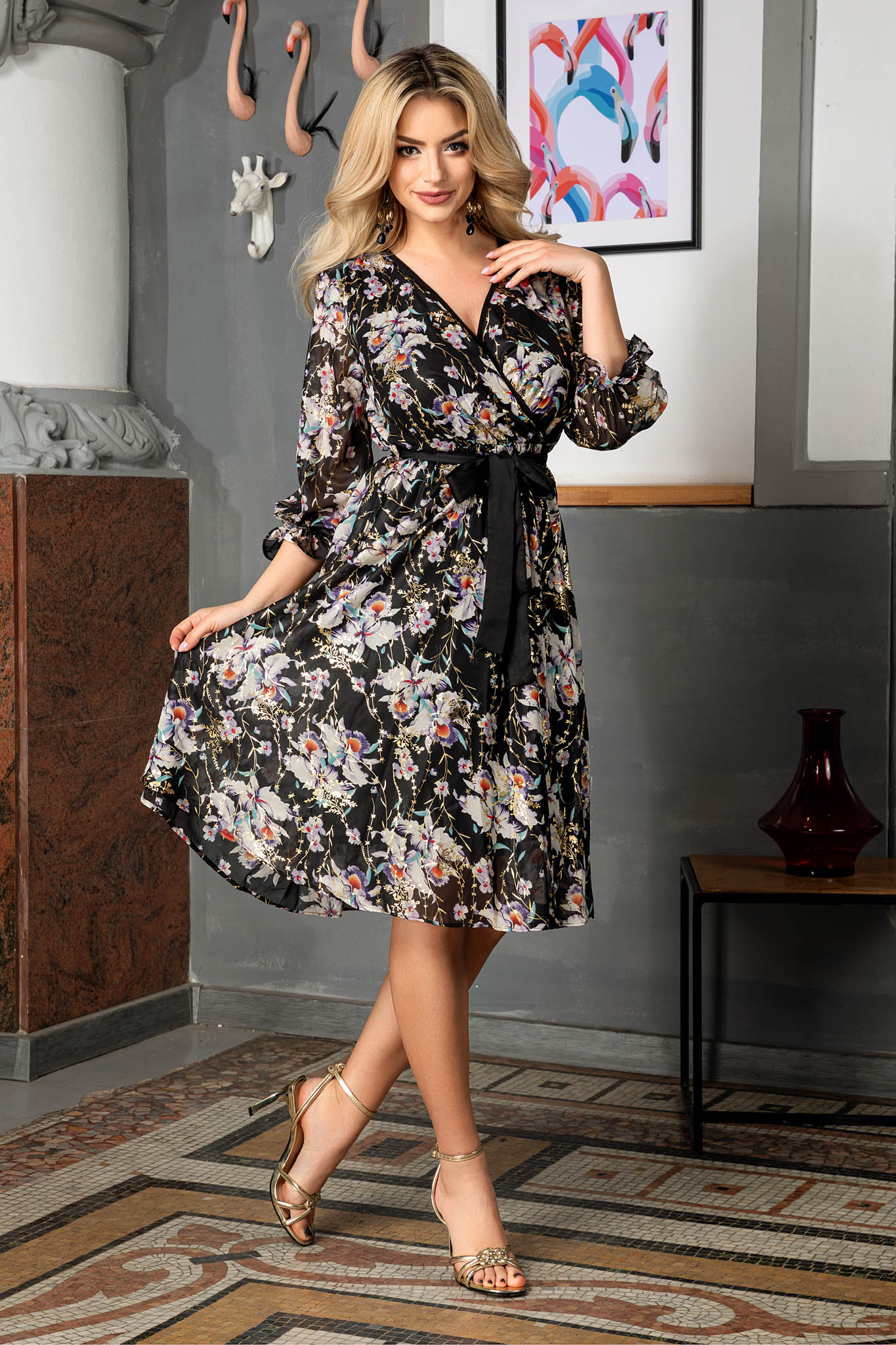 Rochie Giully Floral