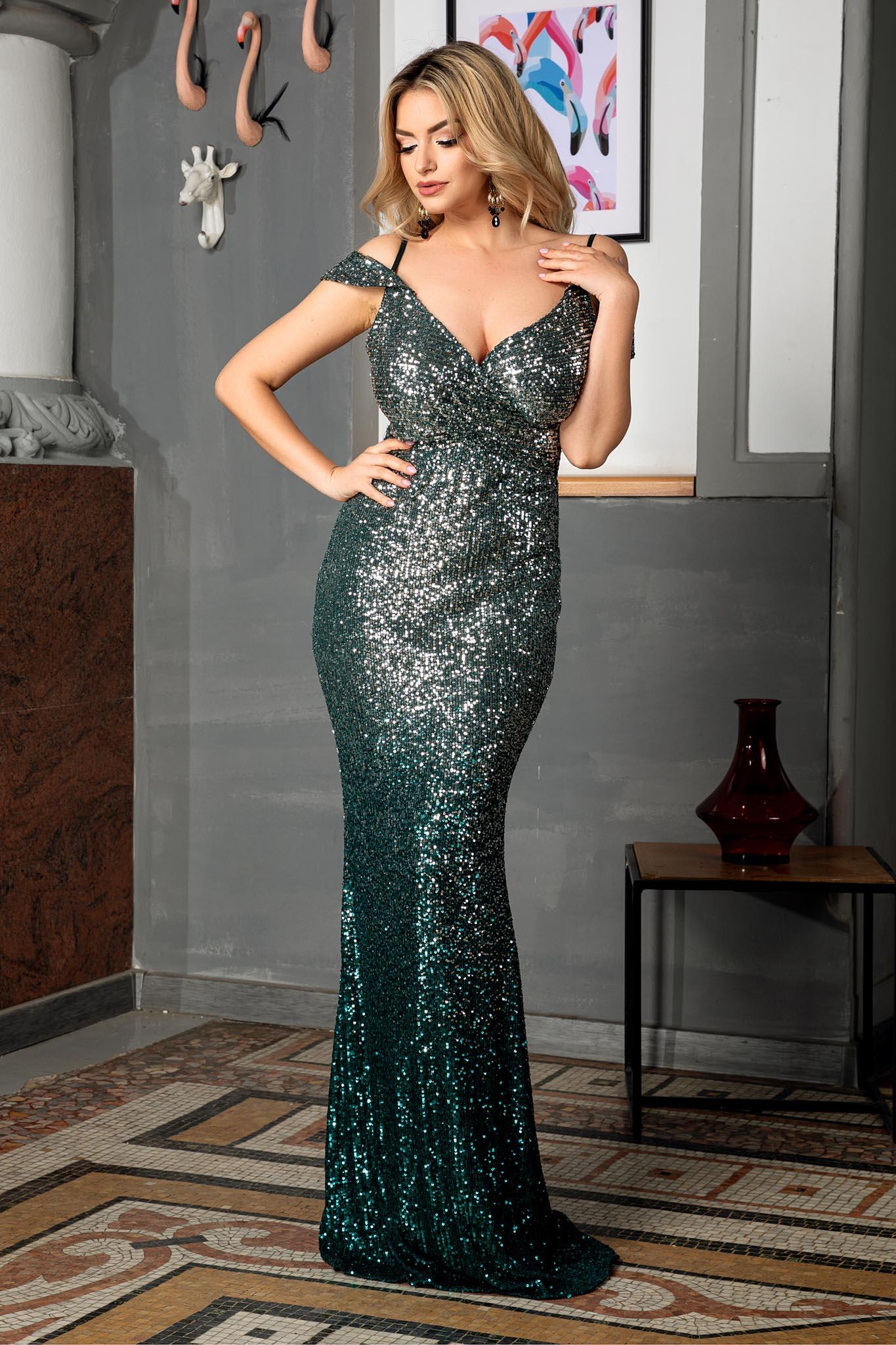 Rochie Sensual Verde