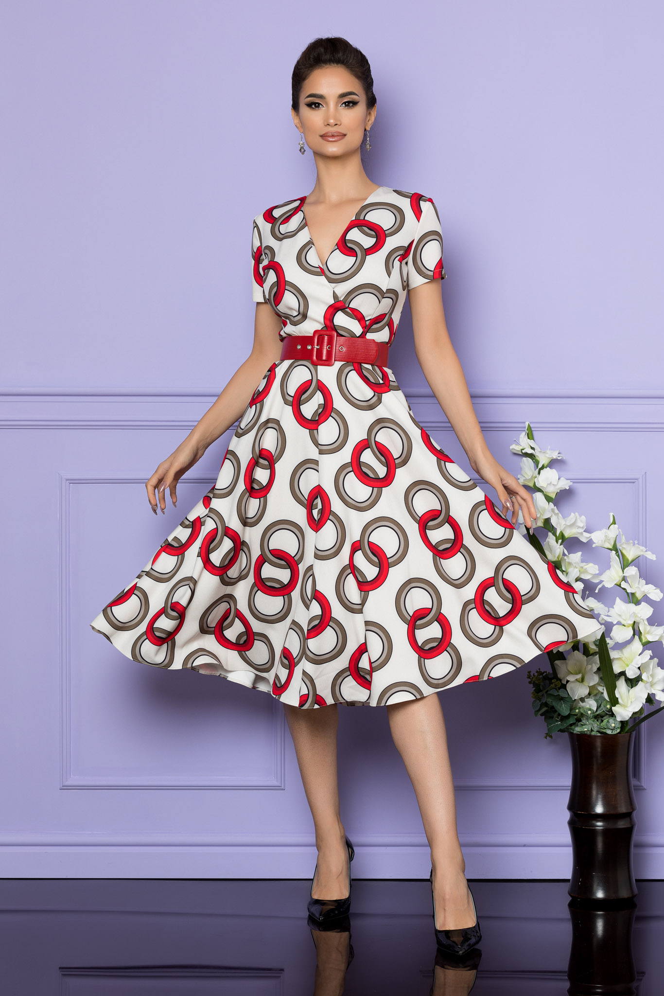 Rochie Penny Rose