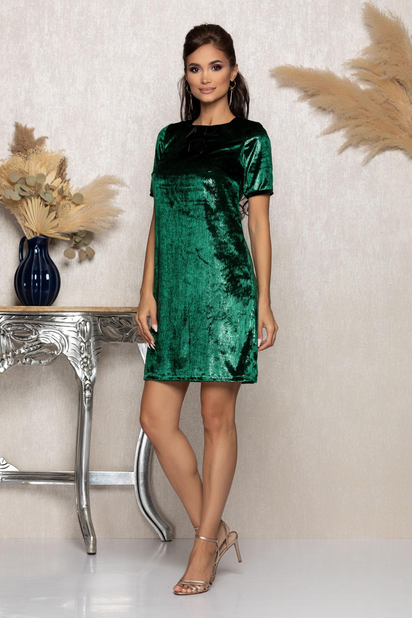 Rochie Moze Alline Verde