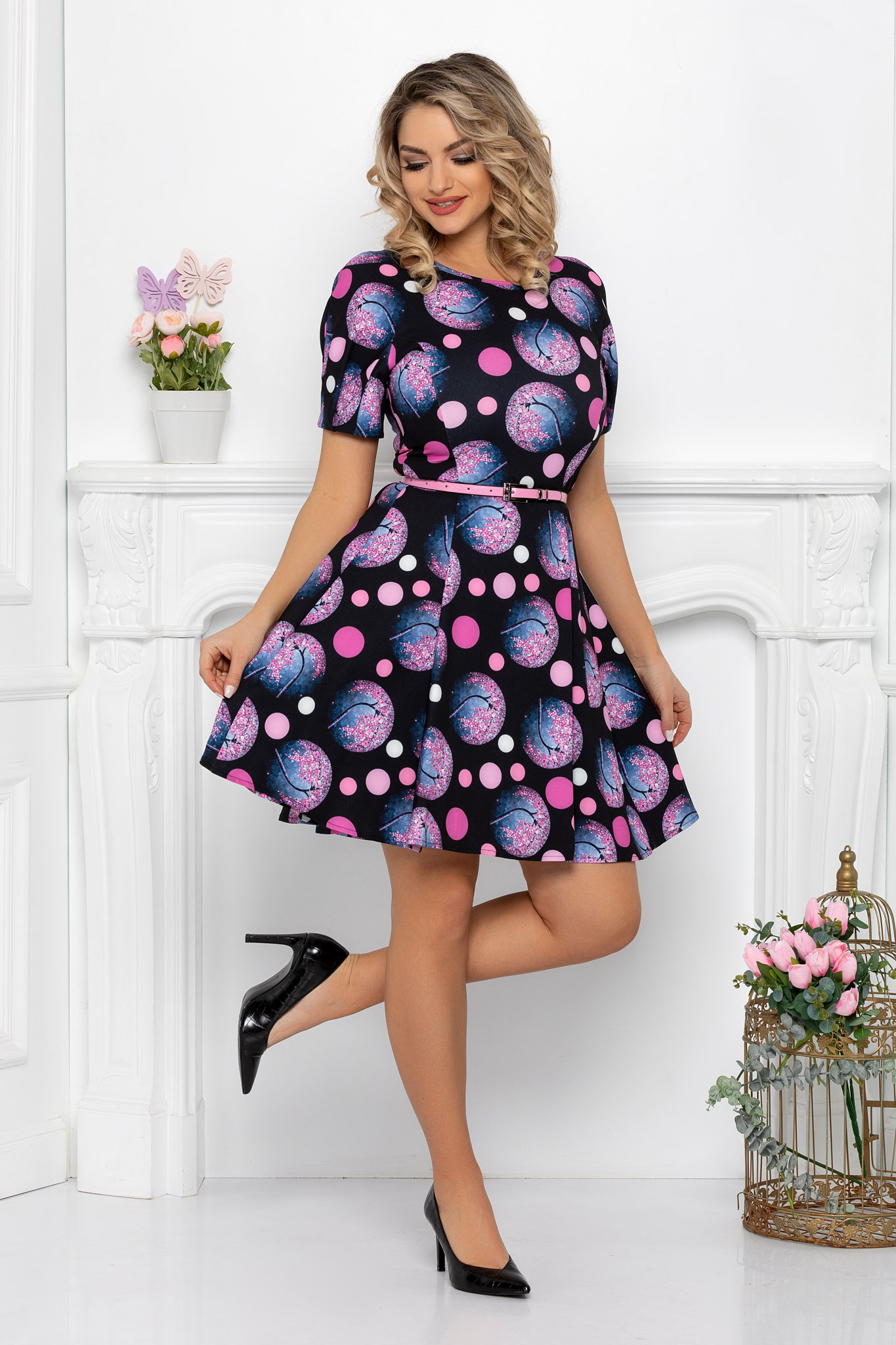 Rochie Katerina Rose
