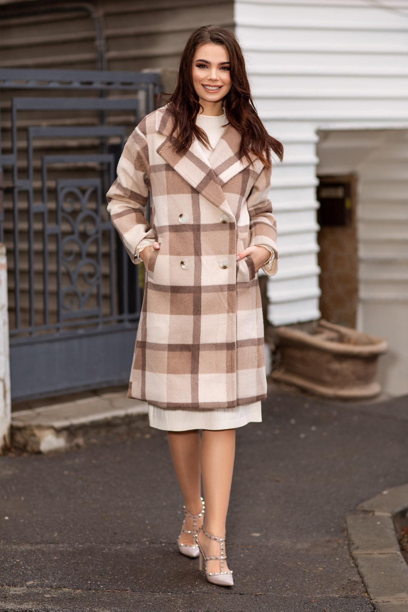 Palton Mony Maro