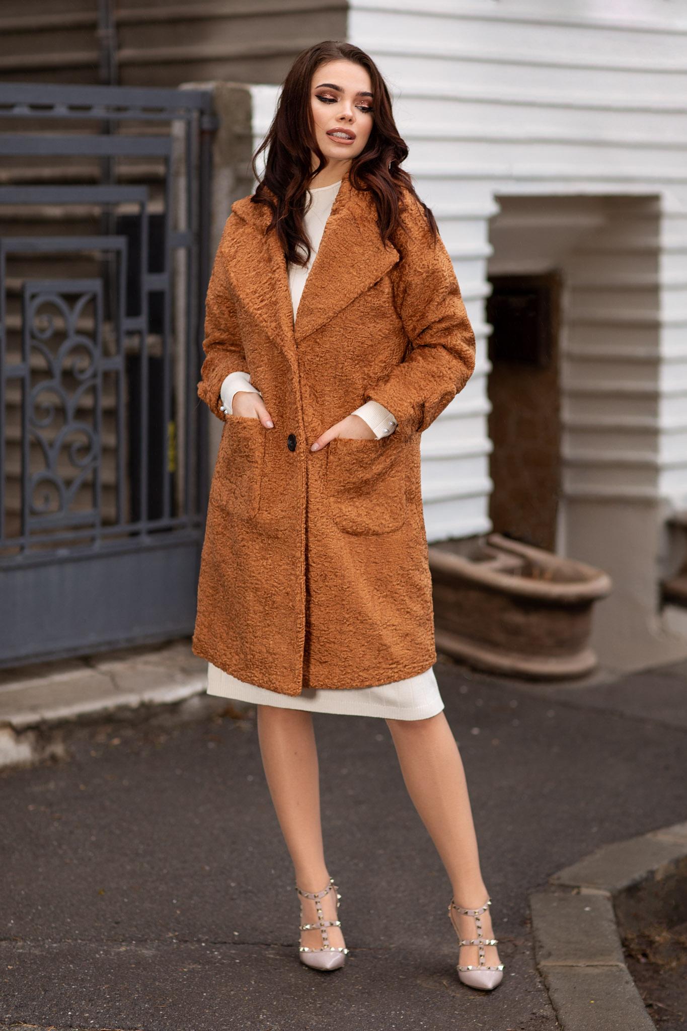 Palton Stace Caramel