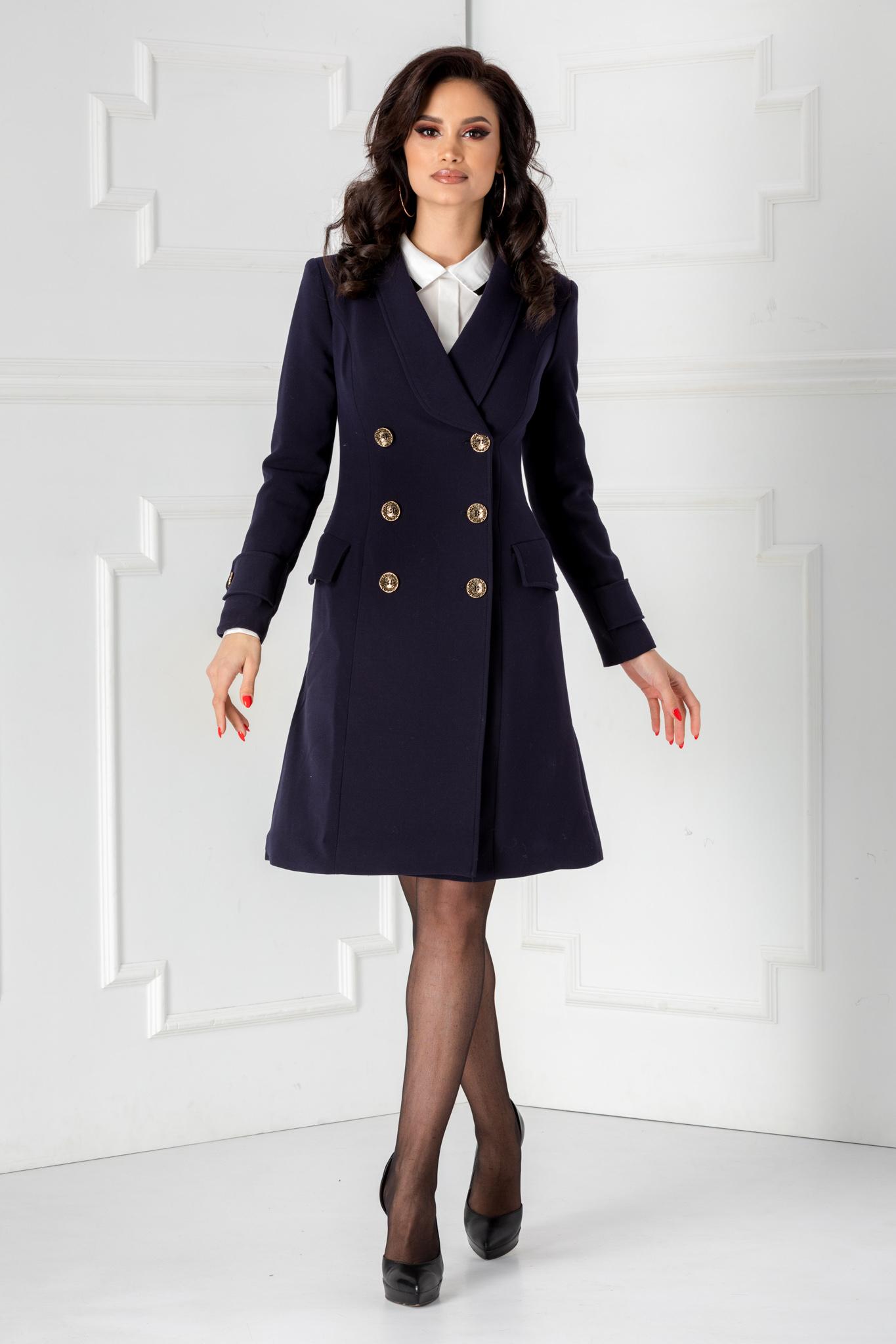 Palton Sandy Rosu
