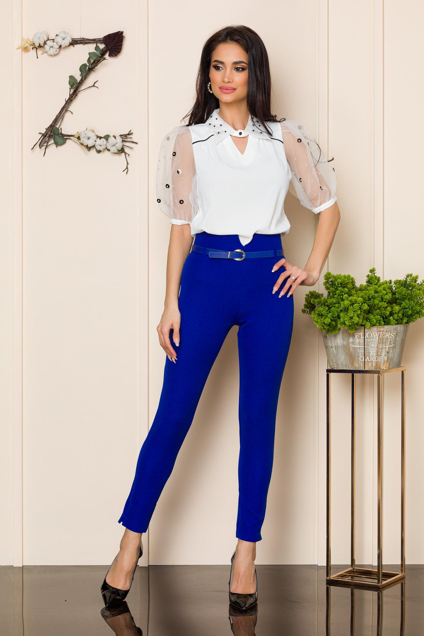 pantaloni albastri 2