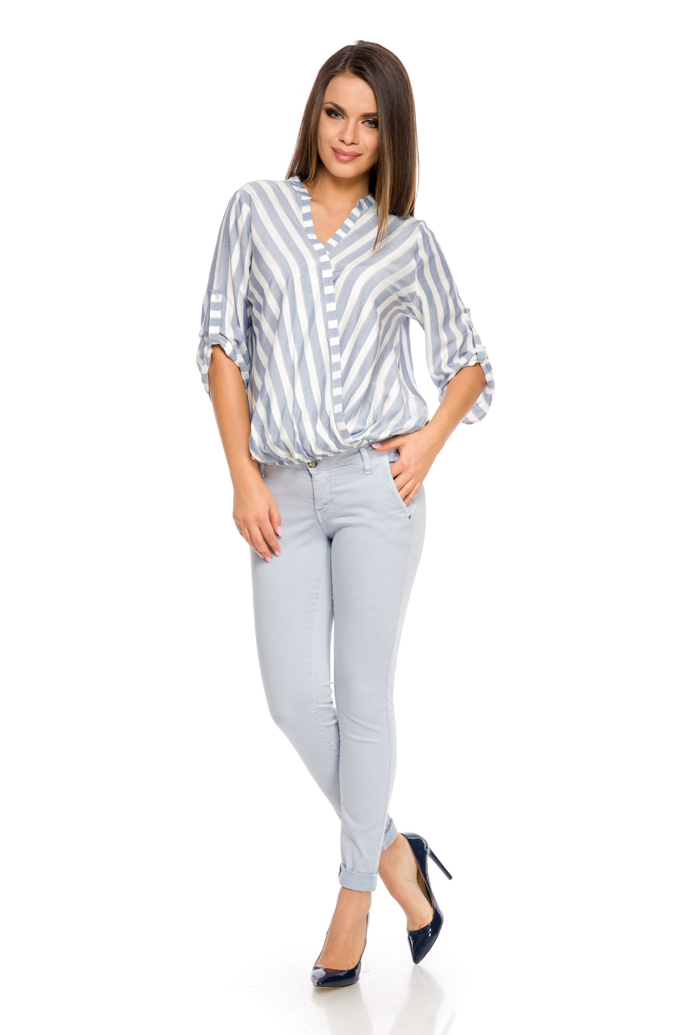 Pantaloni Juke Bleu