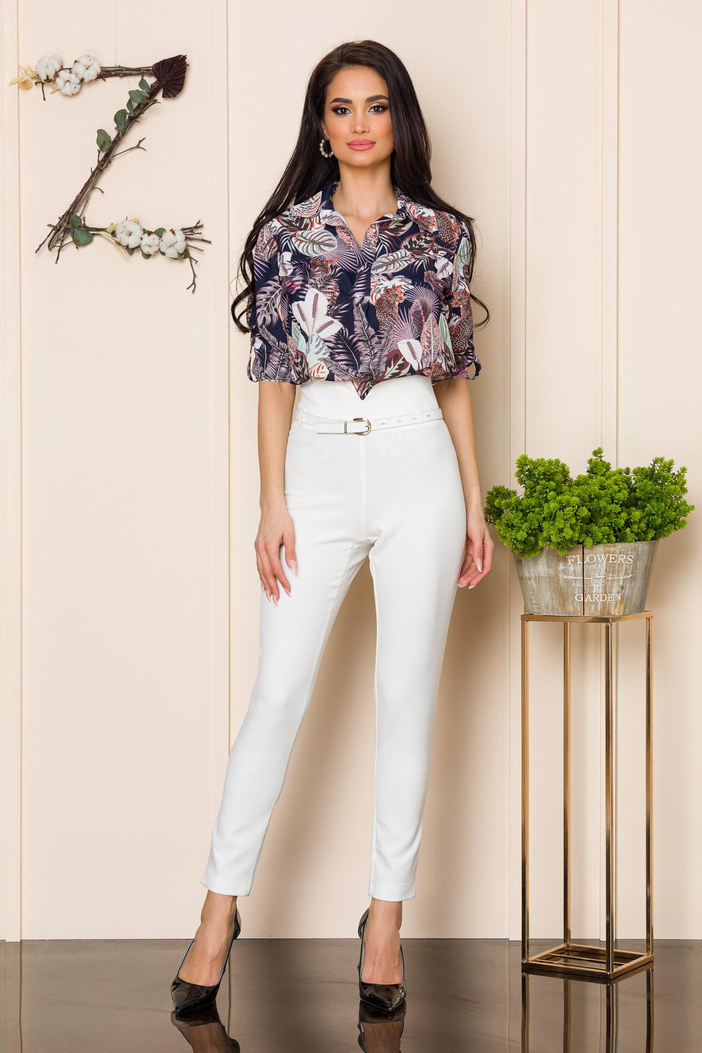 pantaloni eleganti albi 2