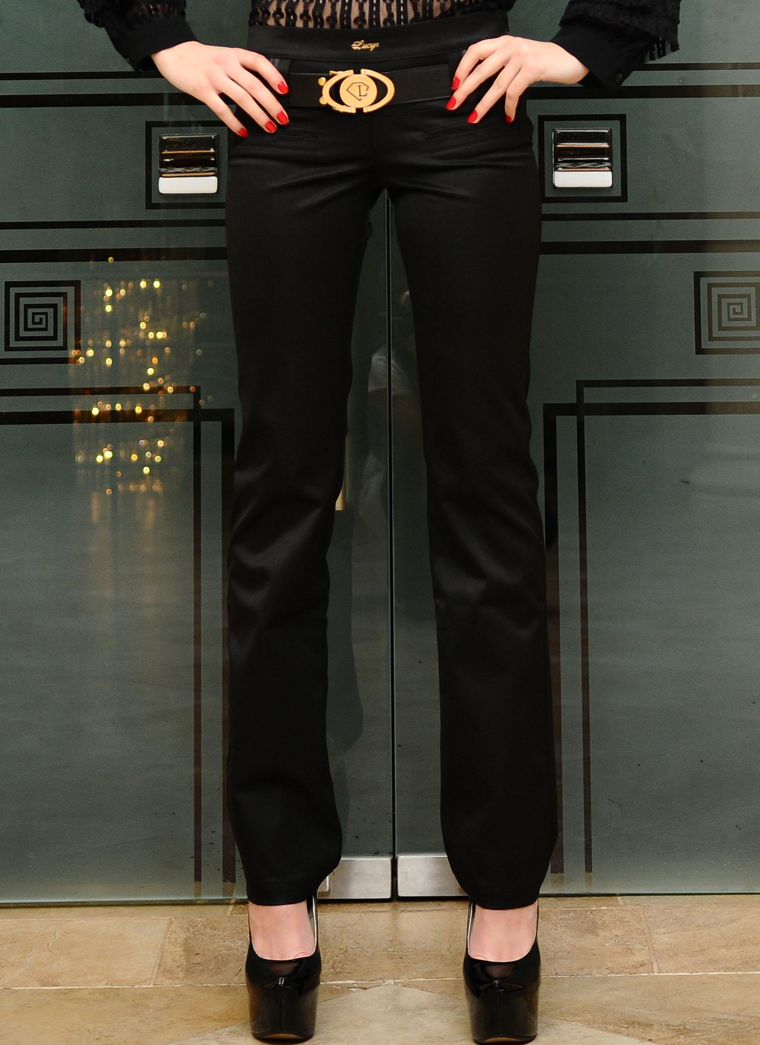 Pantaloni Classical Negri