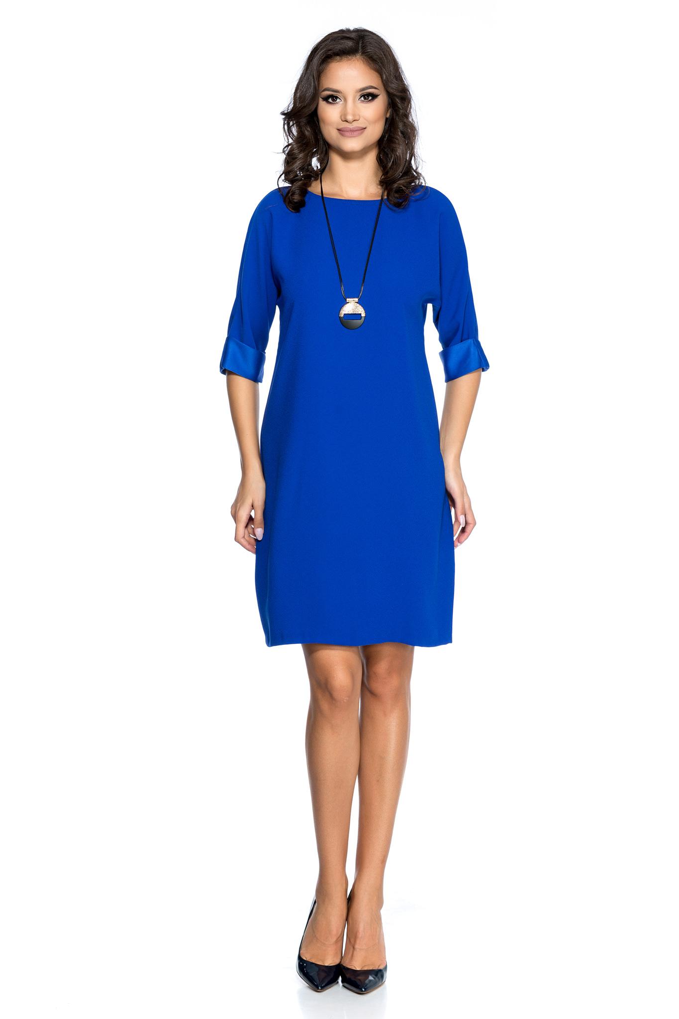 rochie raisa albastra
