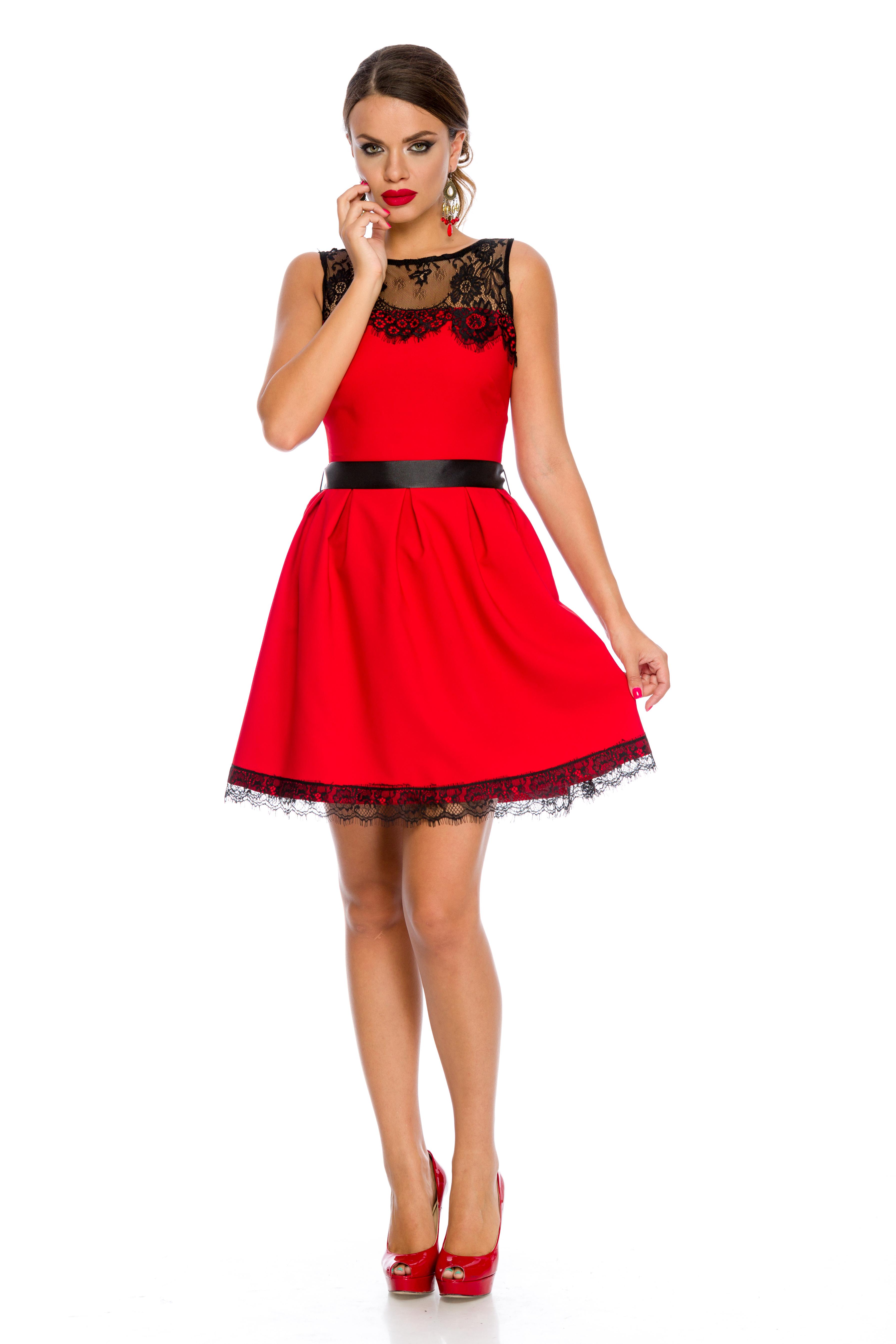 rochie jolie rosie