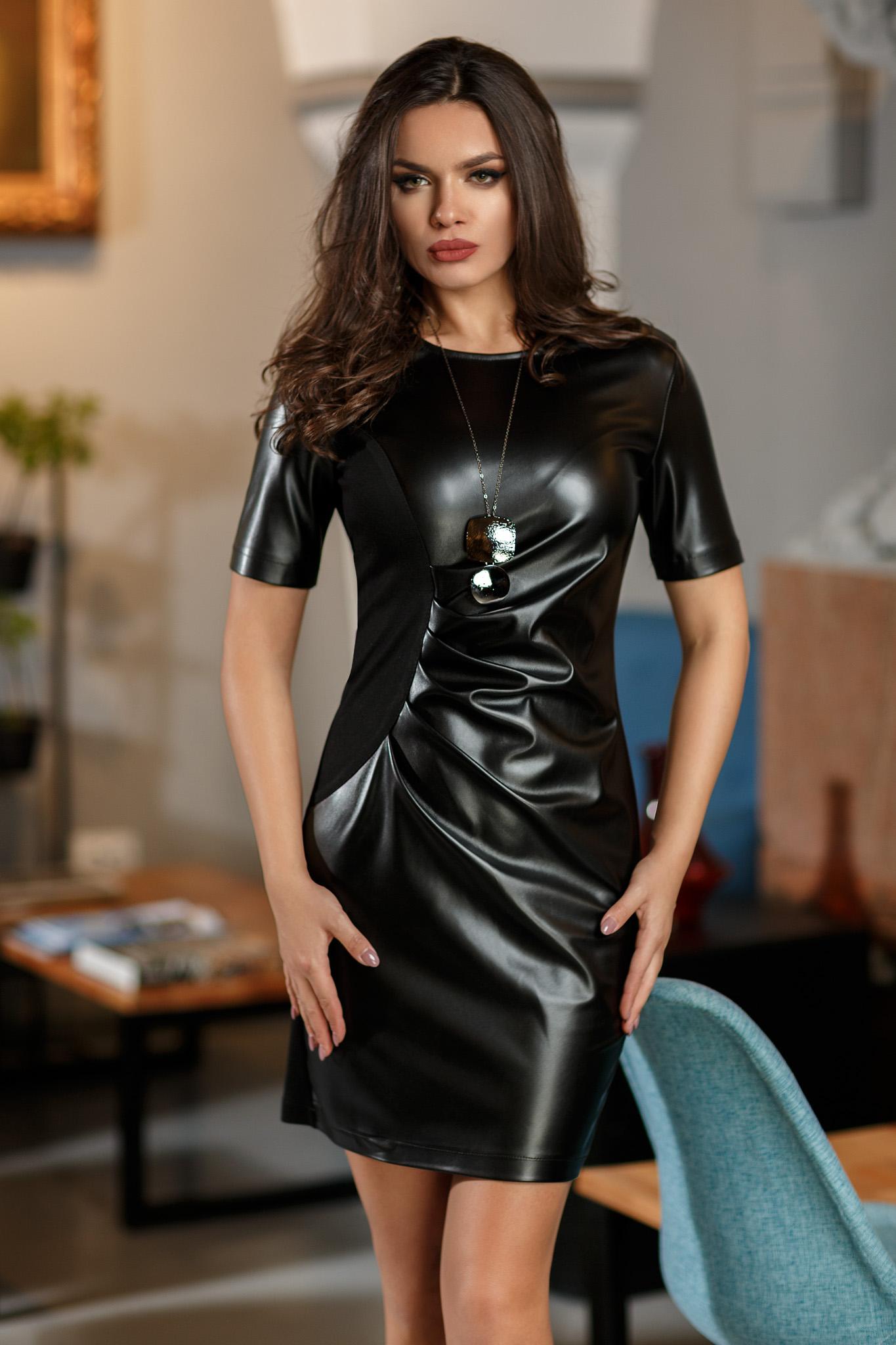 rochie claire neagra