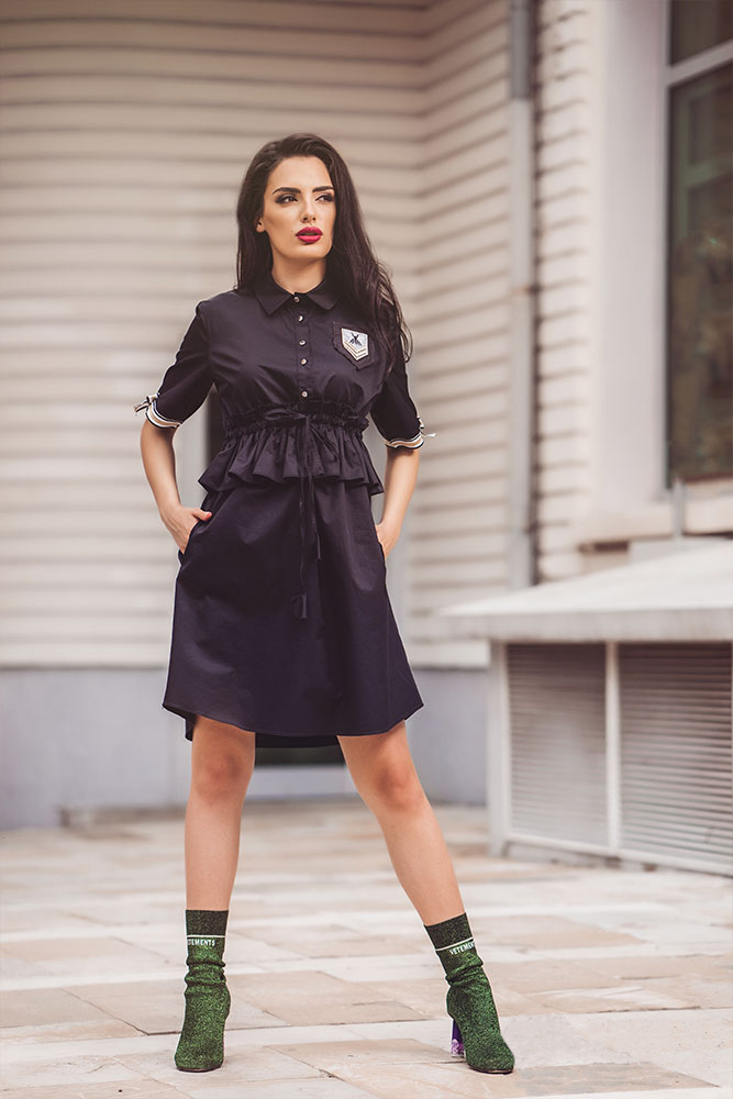 Rochie Fly Neagra thumbnail