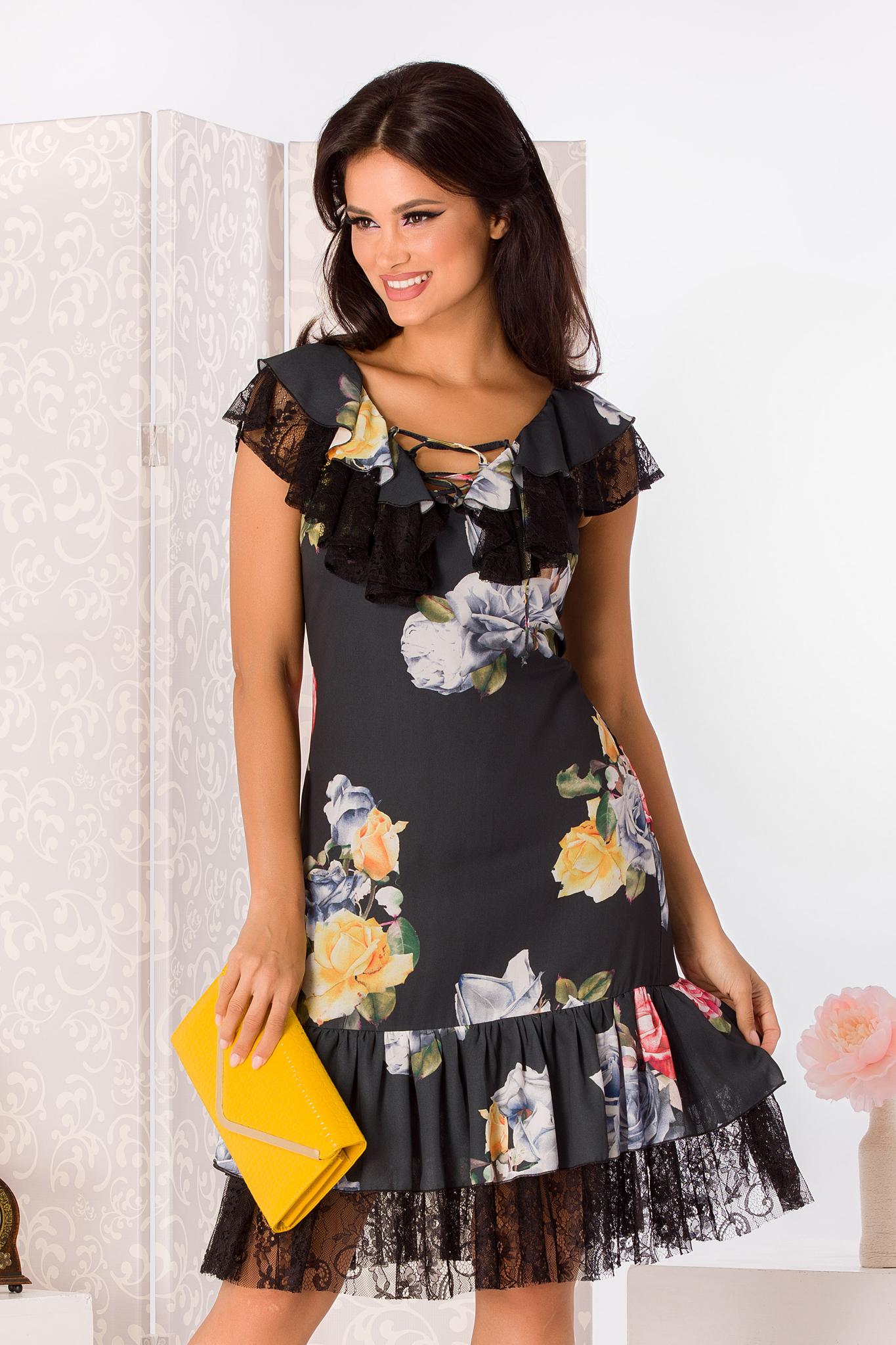 Rochie La Donna Mellya Floral