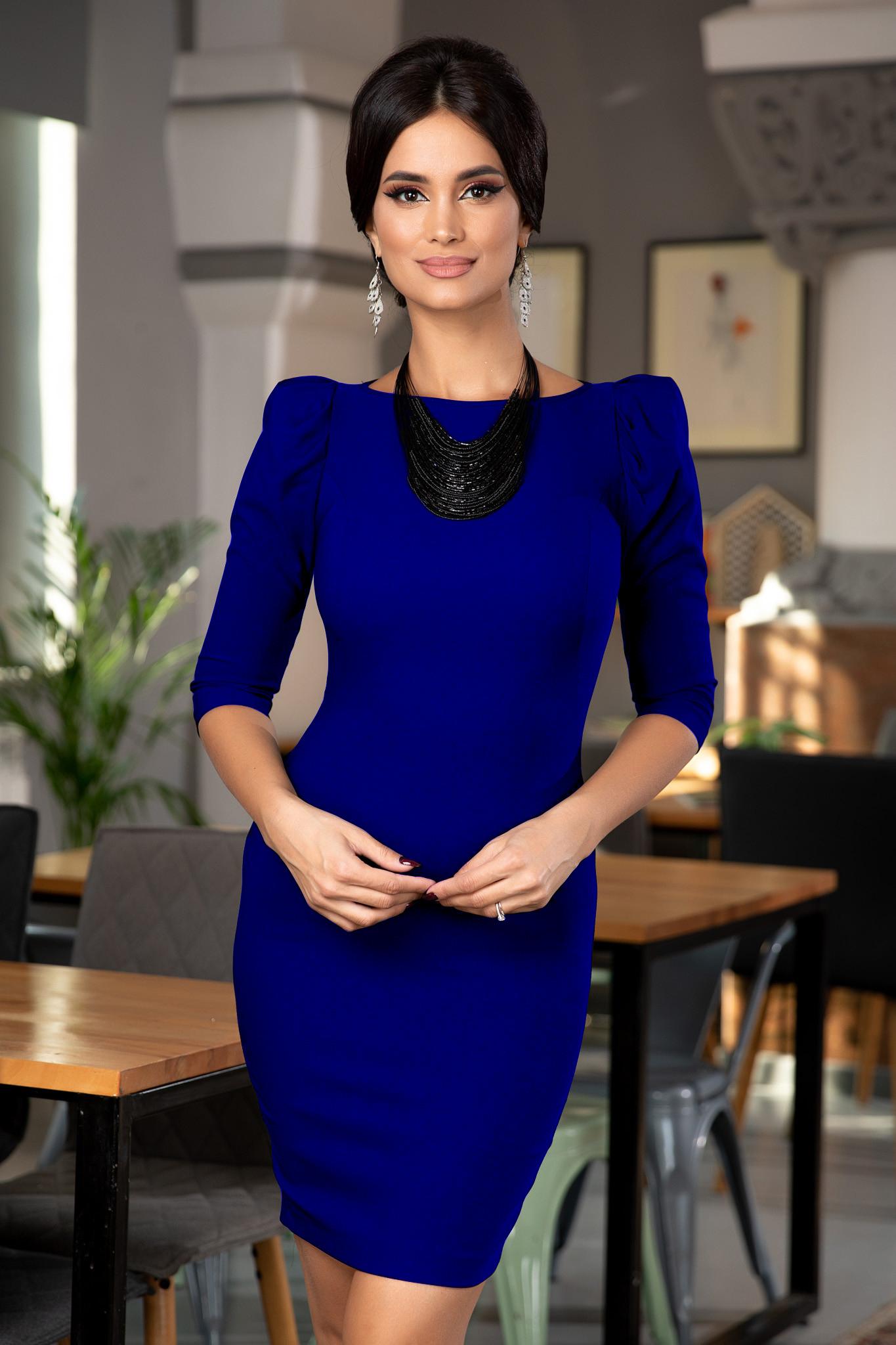 Rochie Lamia Albastra
