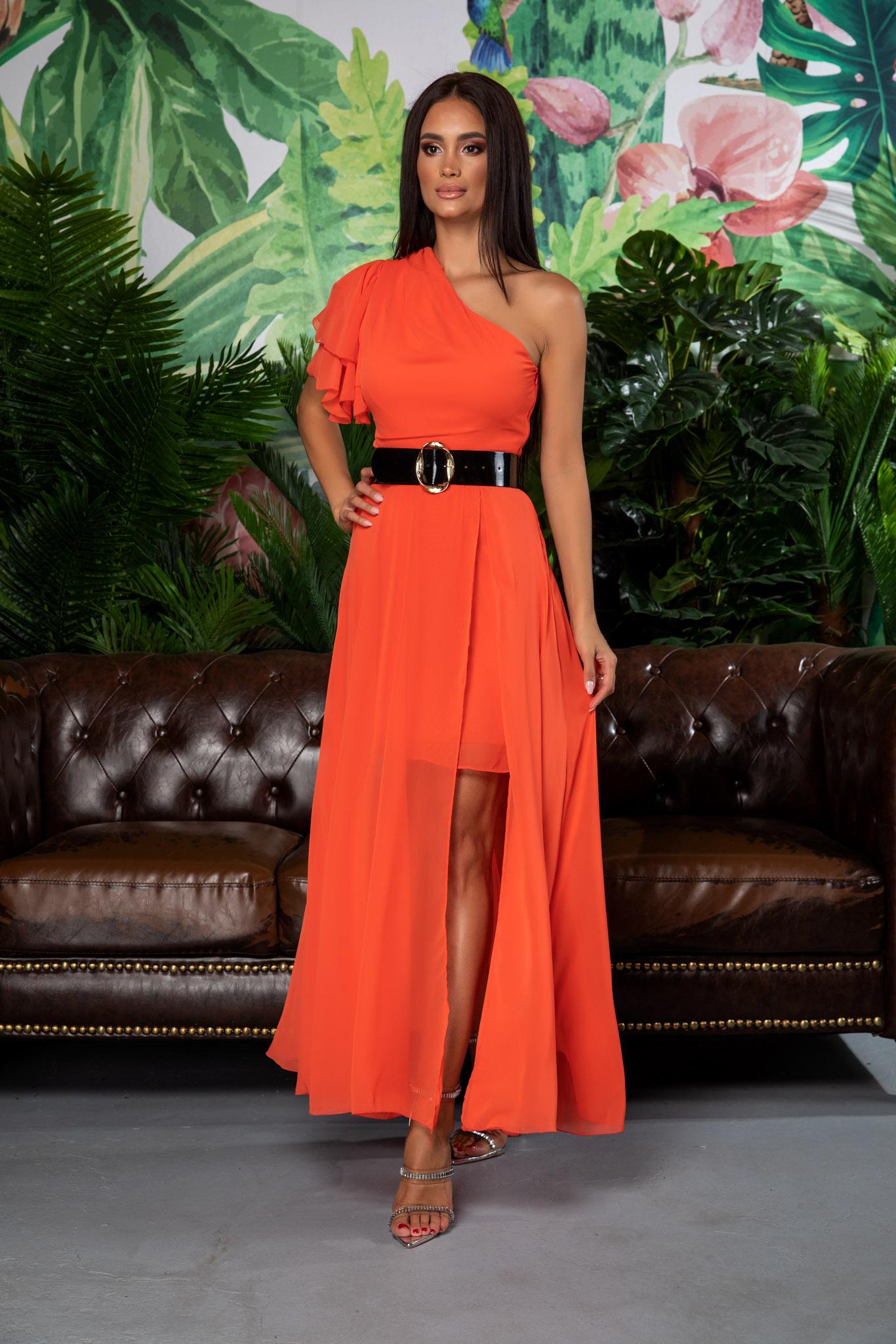 Rochie Frida Orange