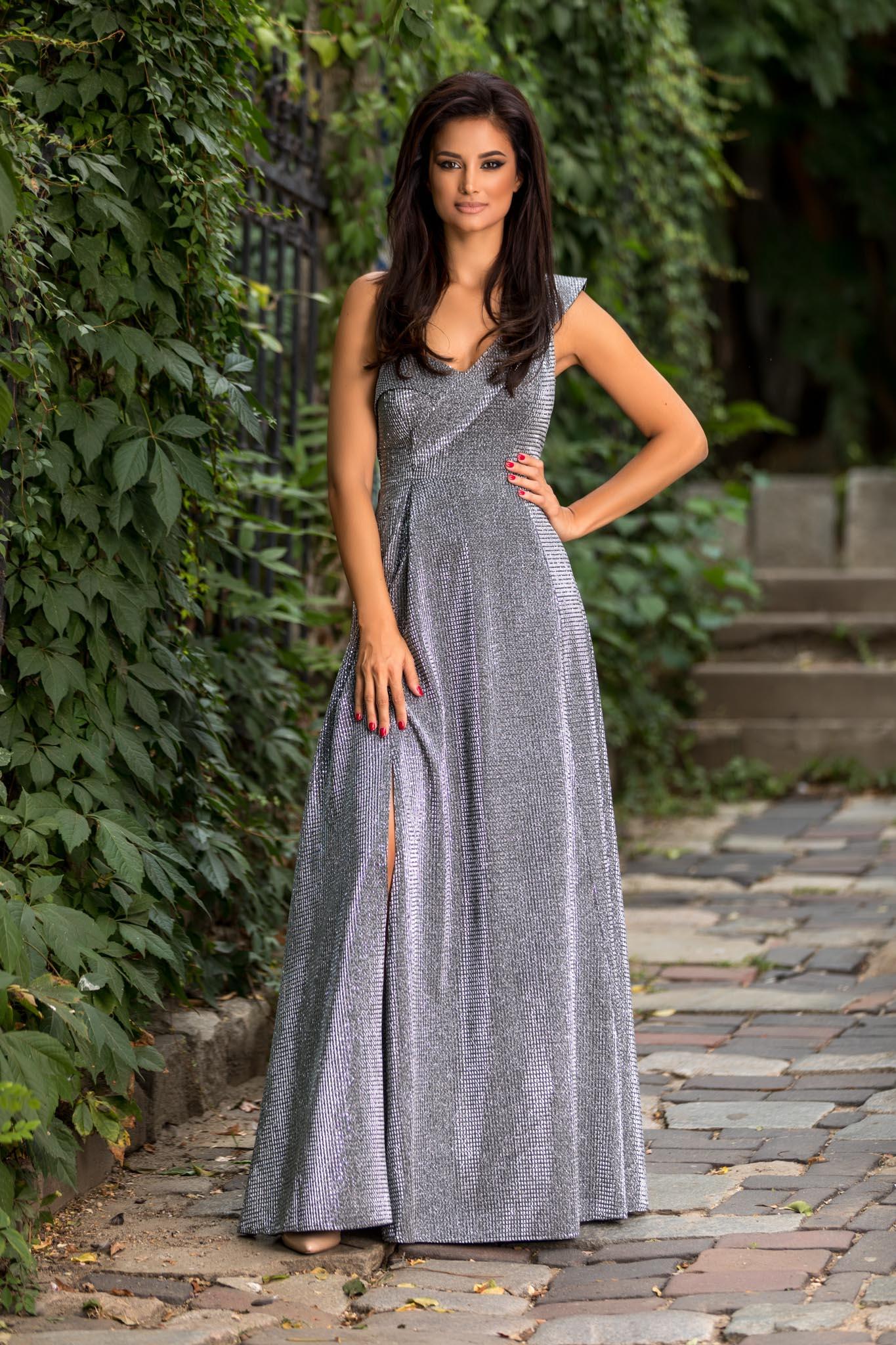 Rochie Sublime Argintie