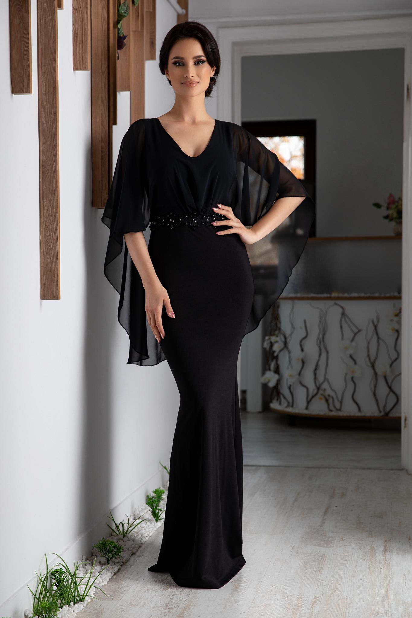 Rochie Marisol Neagra