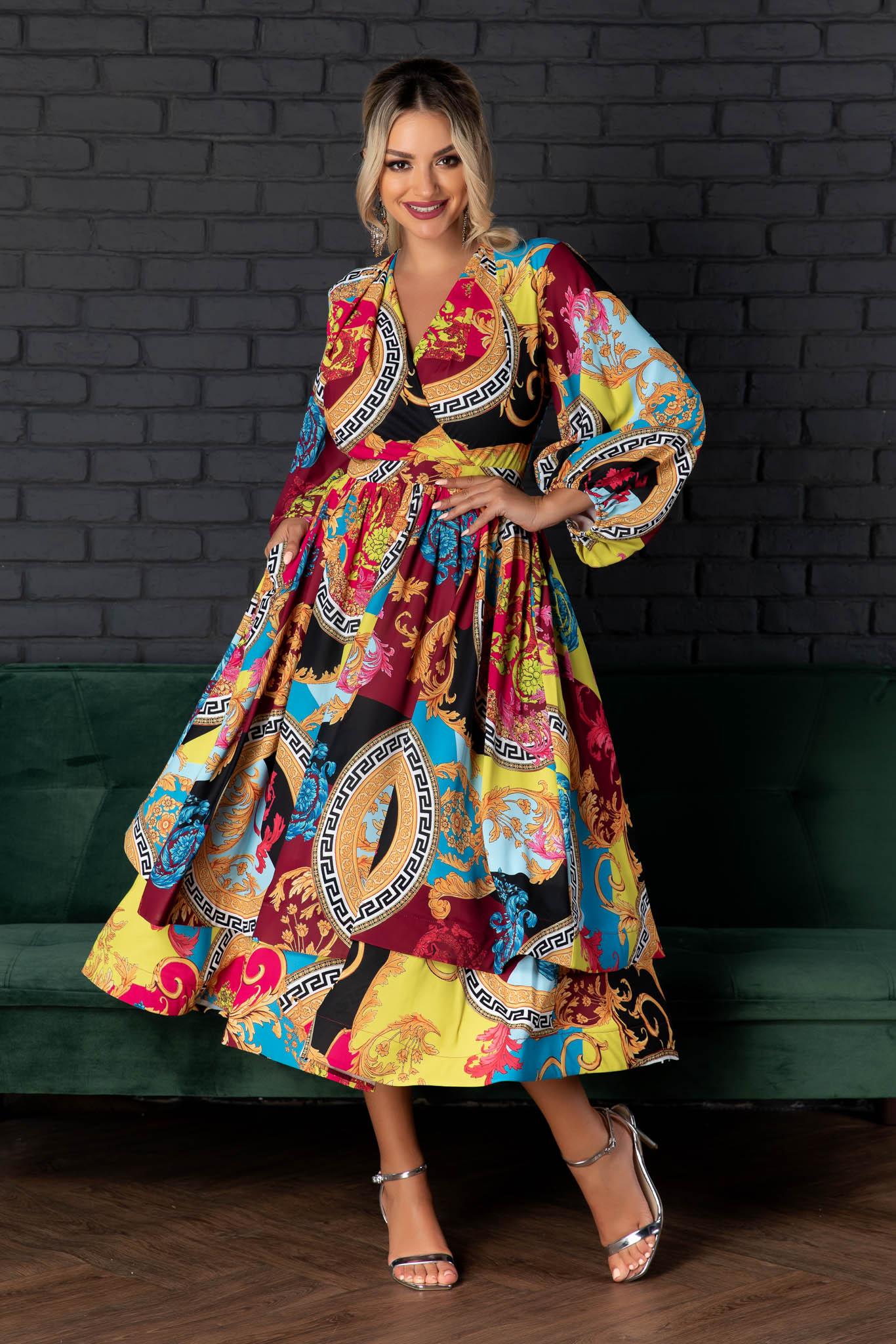 Rochie Jayla Multi