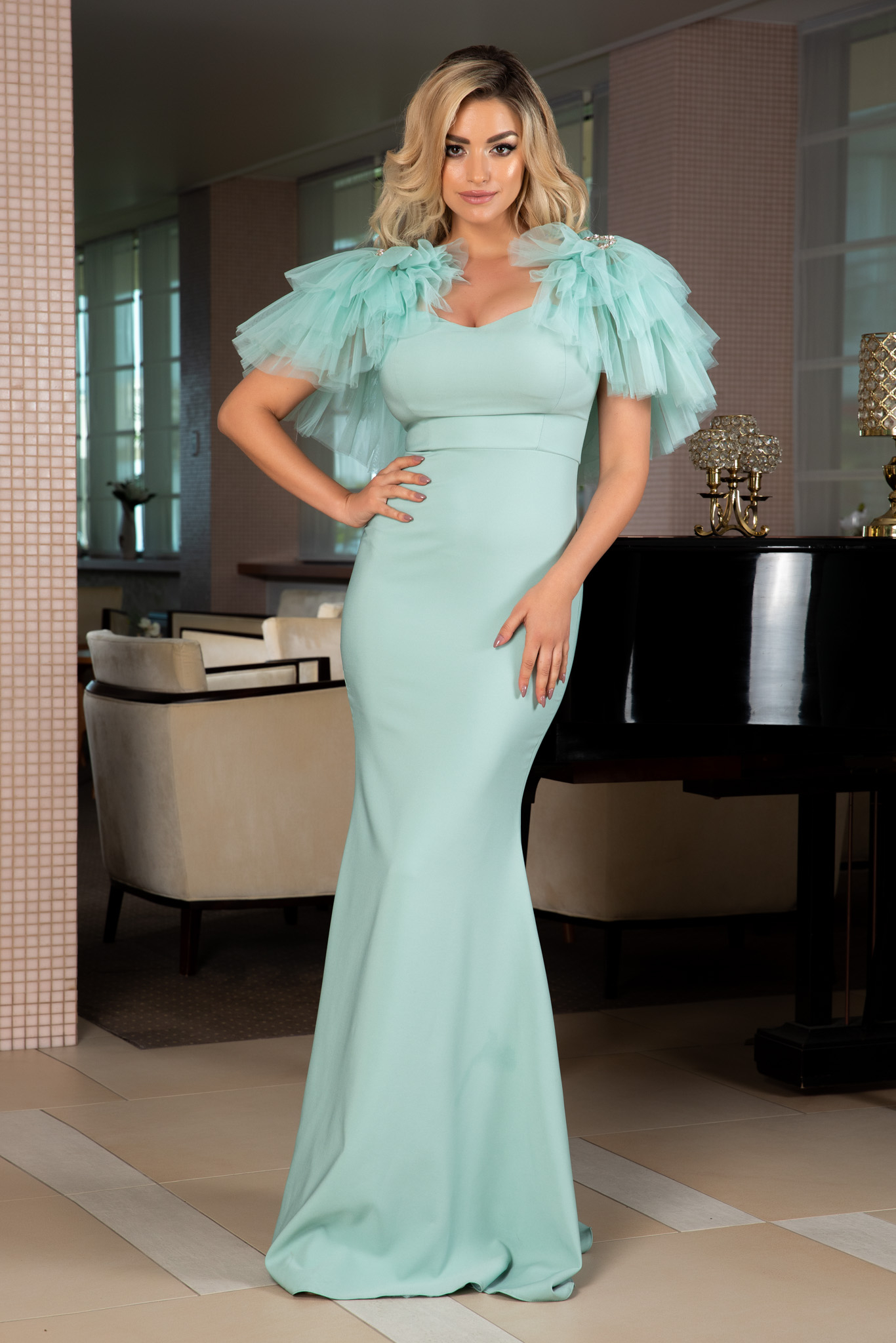 Rochie Miracle Mint