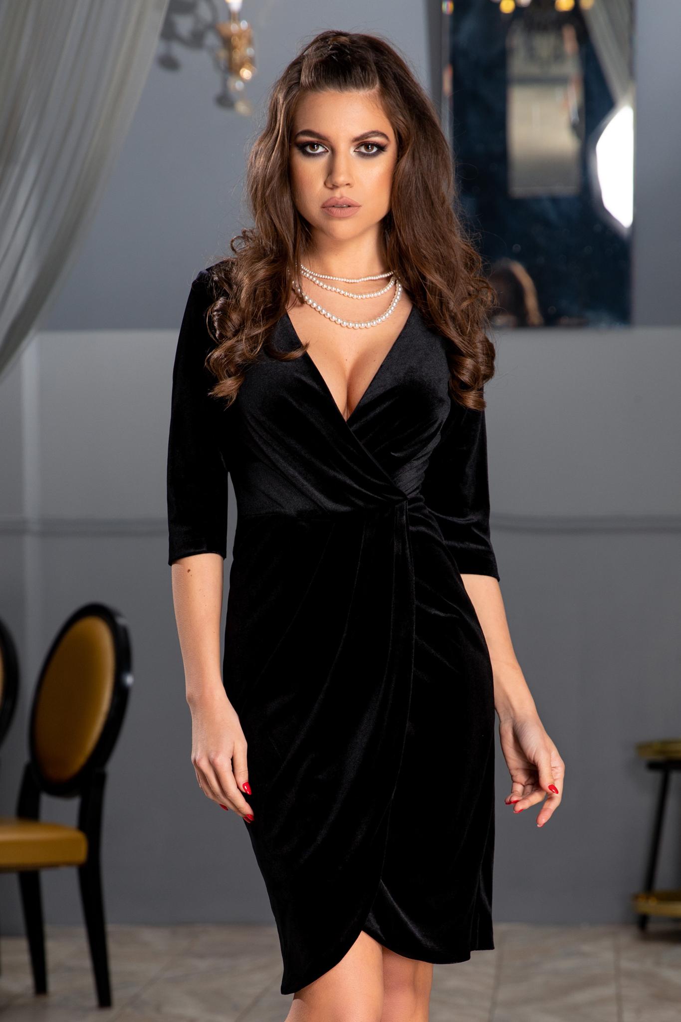 Rochie Thea Neagra