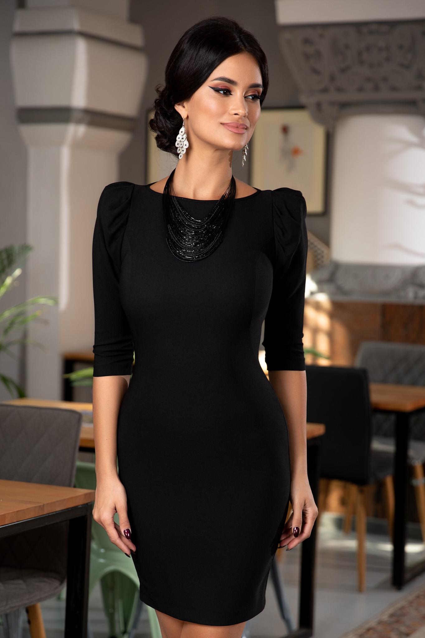 Rochie Lamia Neagra