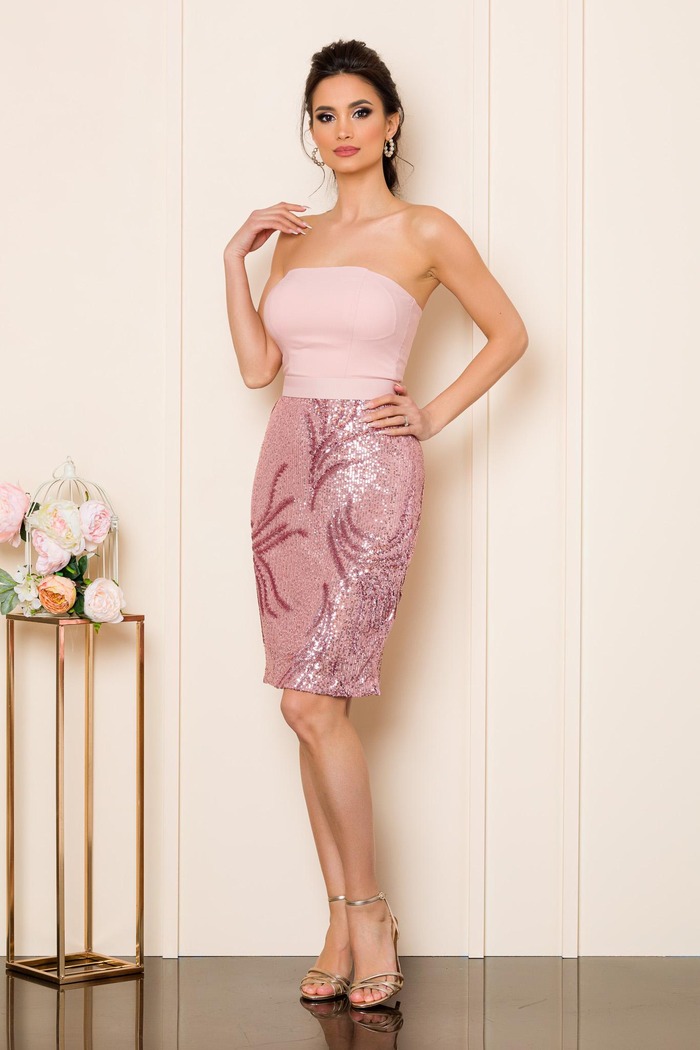 Rochie Serene Rose