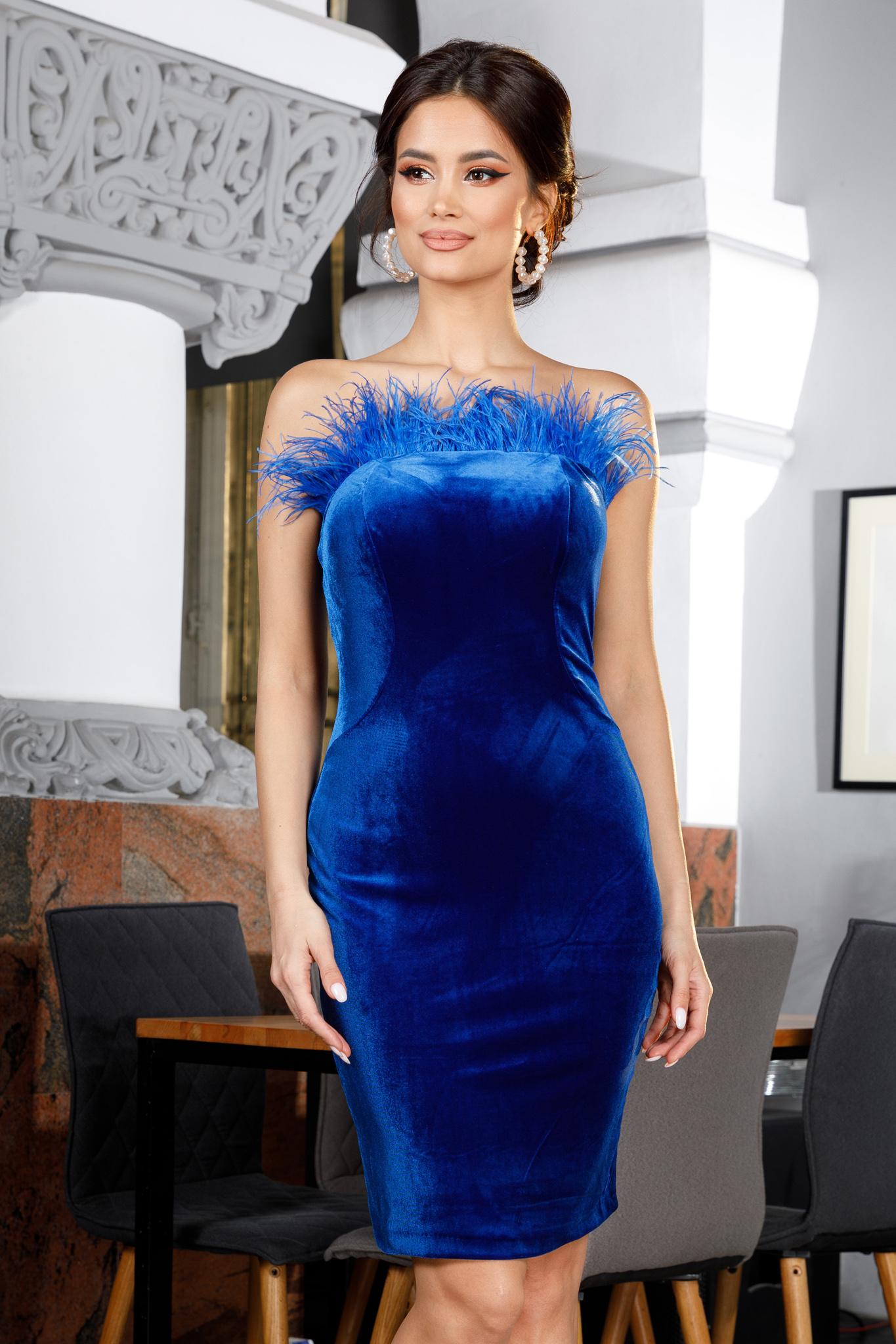 Rochie Adorable Albastra