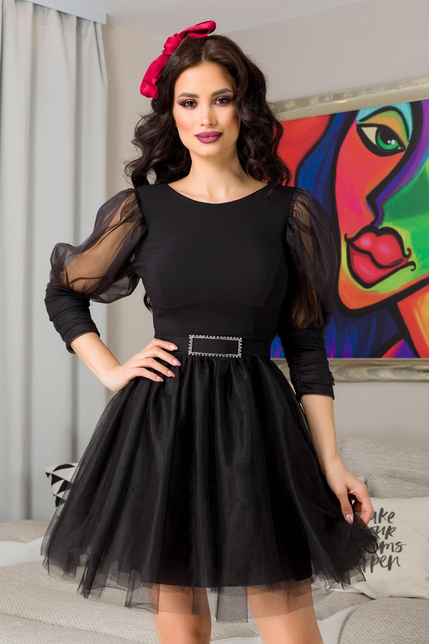 Rochie Athena Neagra