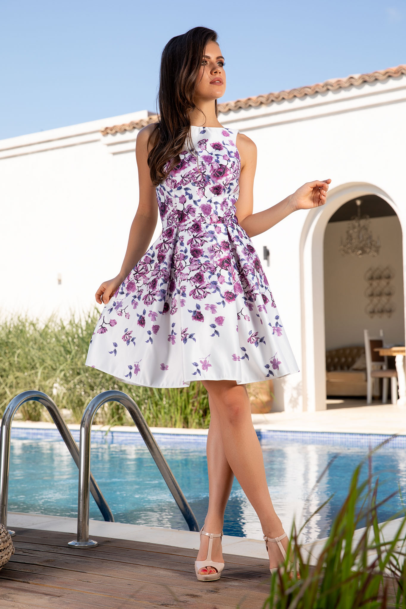 Rochie Leyla Floral
