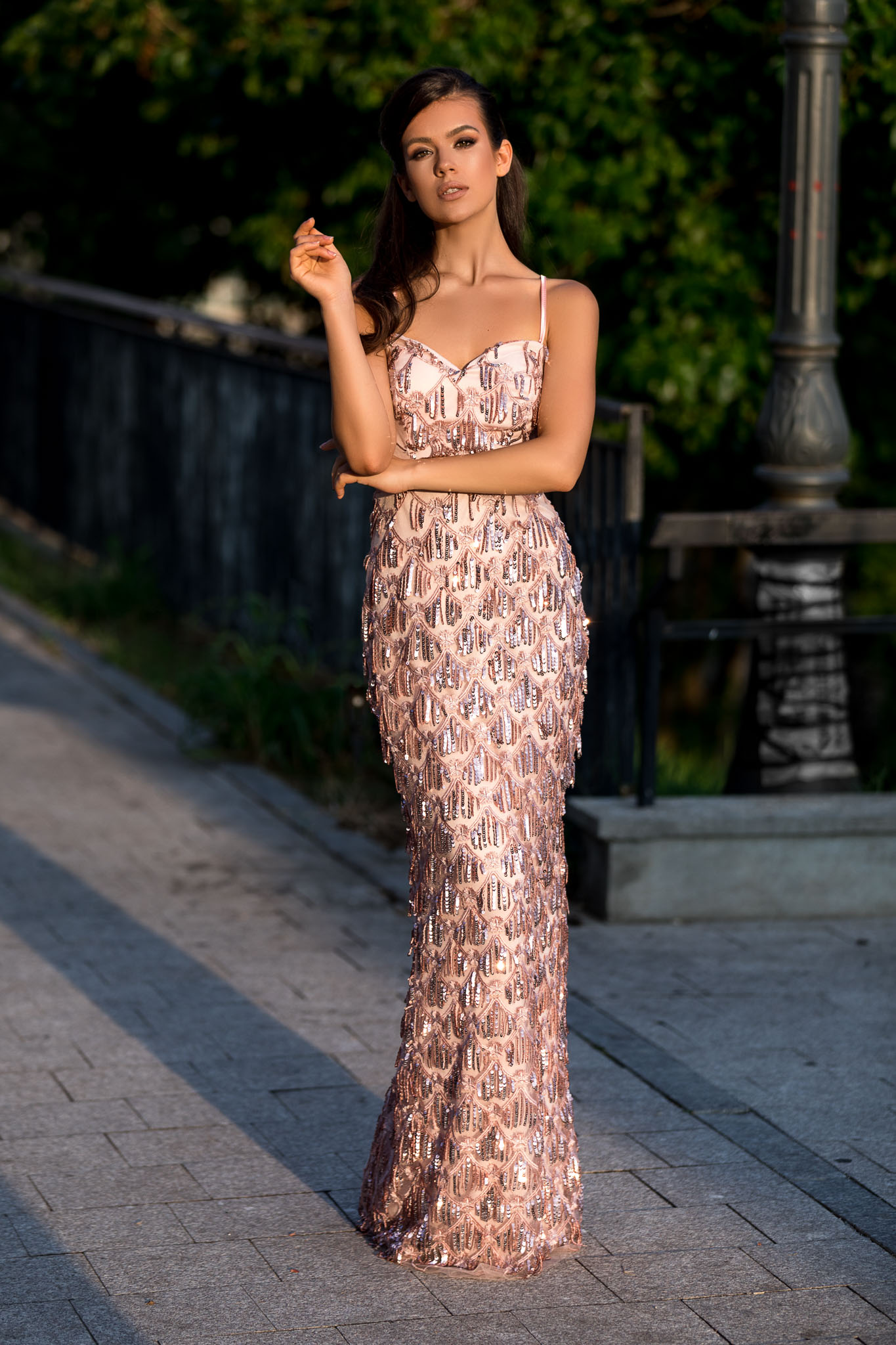 Rochie Expression Rose
