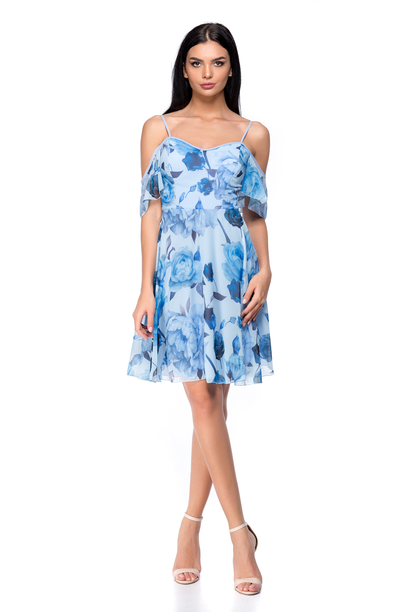 rochie holiday bleu