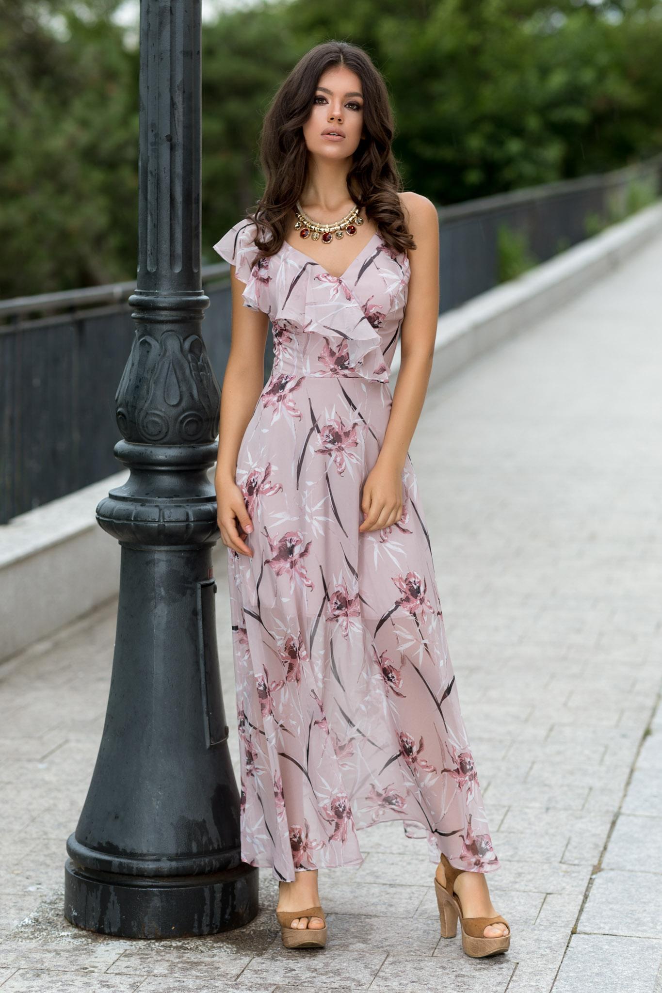 Rochie Aymar Rose