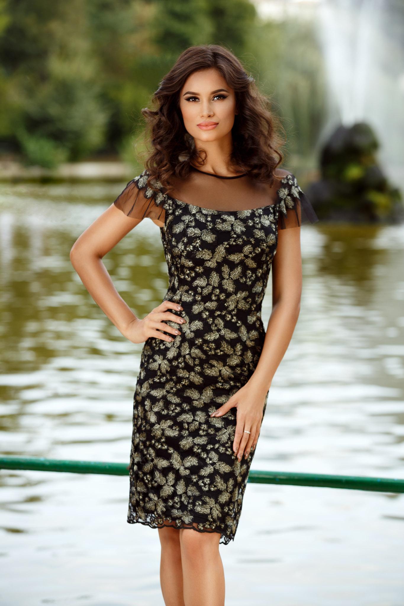 Rochie Zaria Neagra