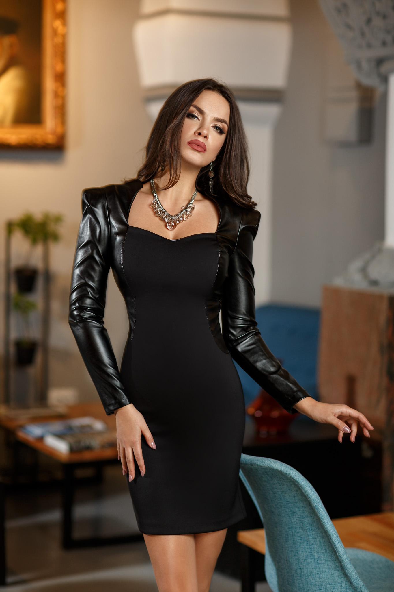 Rochie Nadya Neagra