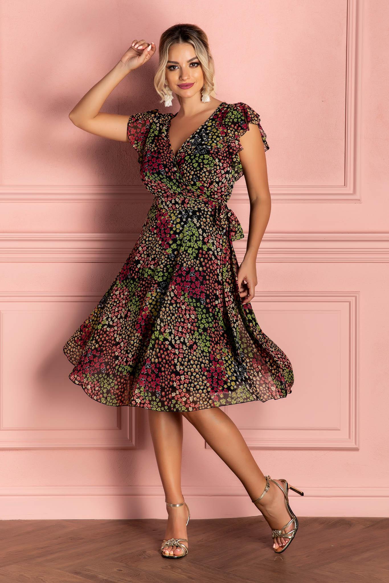 Rochie Heidy Multi Floral