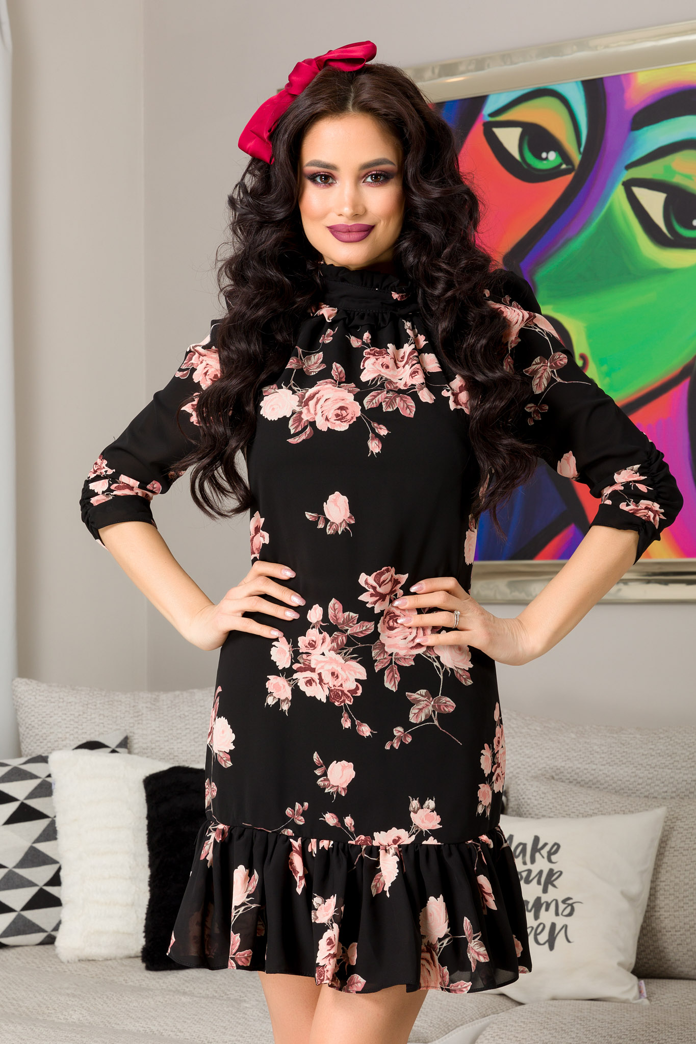 Rochie Angie Floral