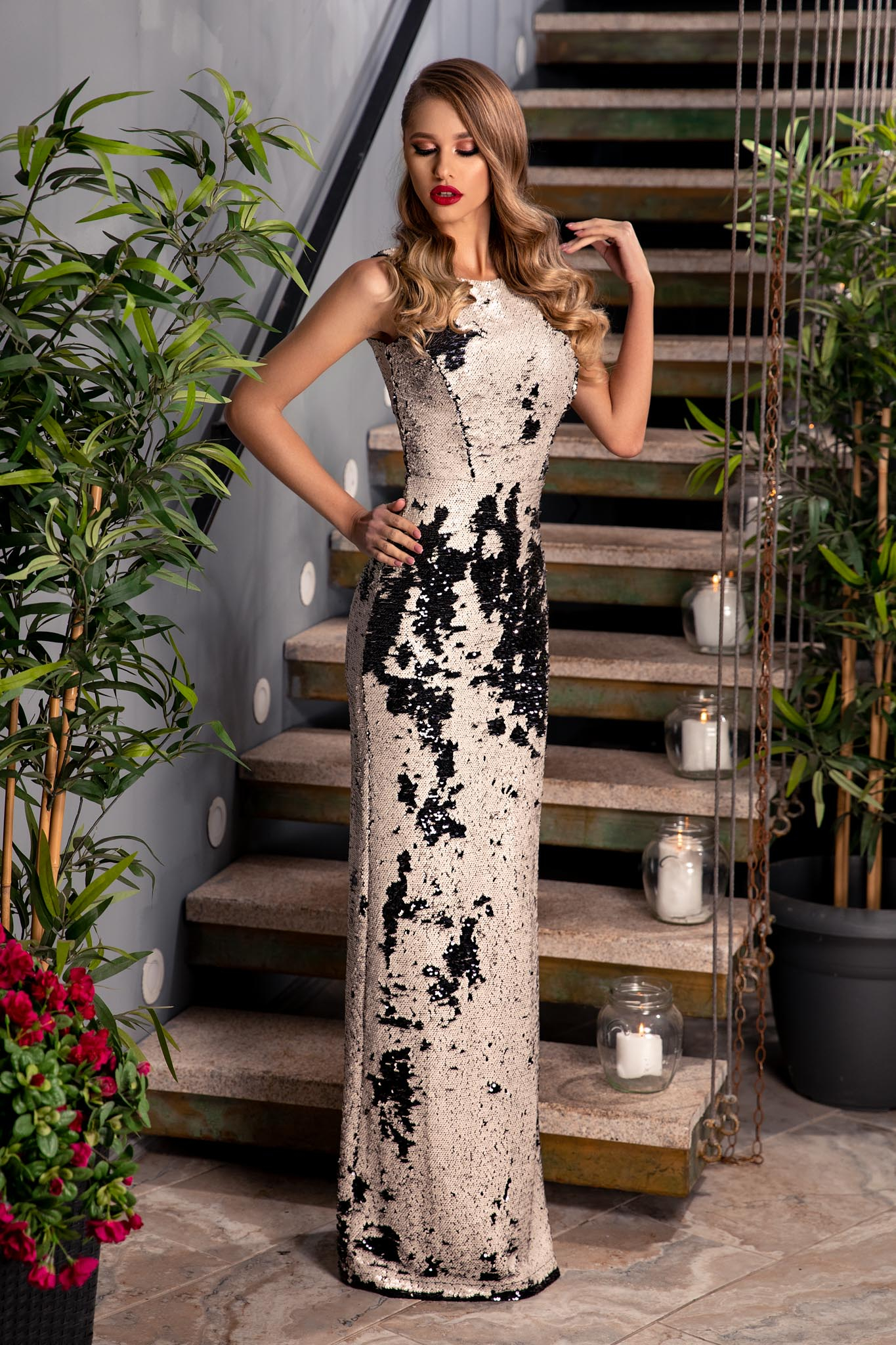 Rochie Amore Rose