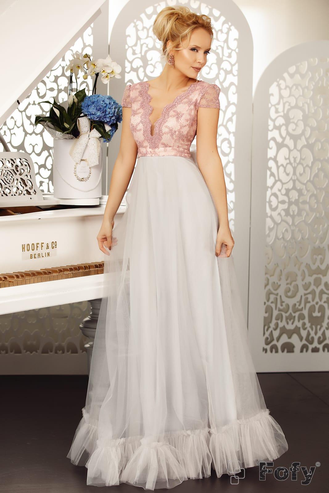 Rochie Trendiness Bicolora