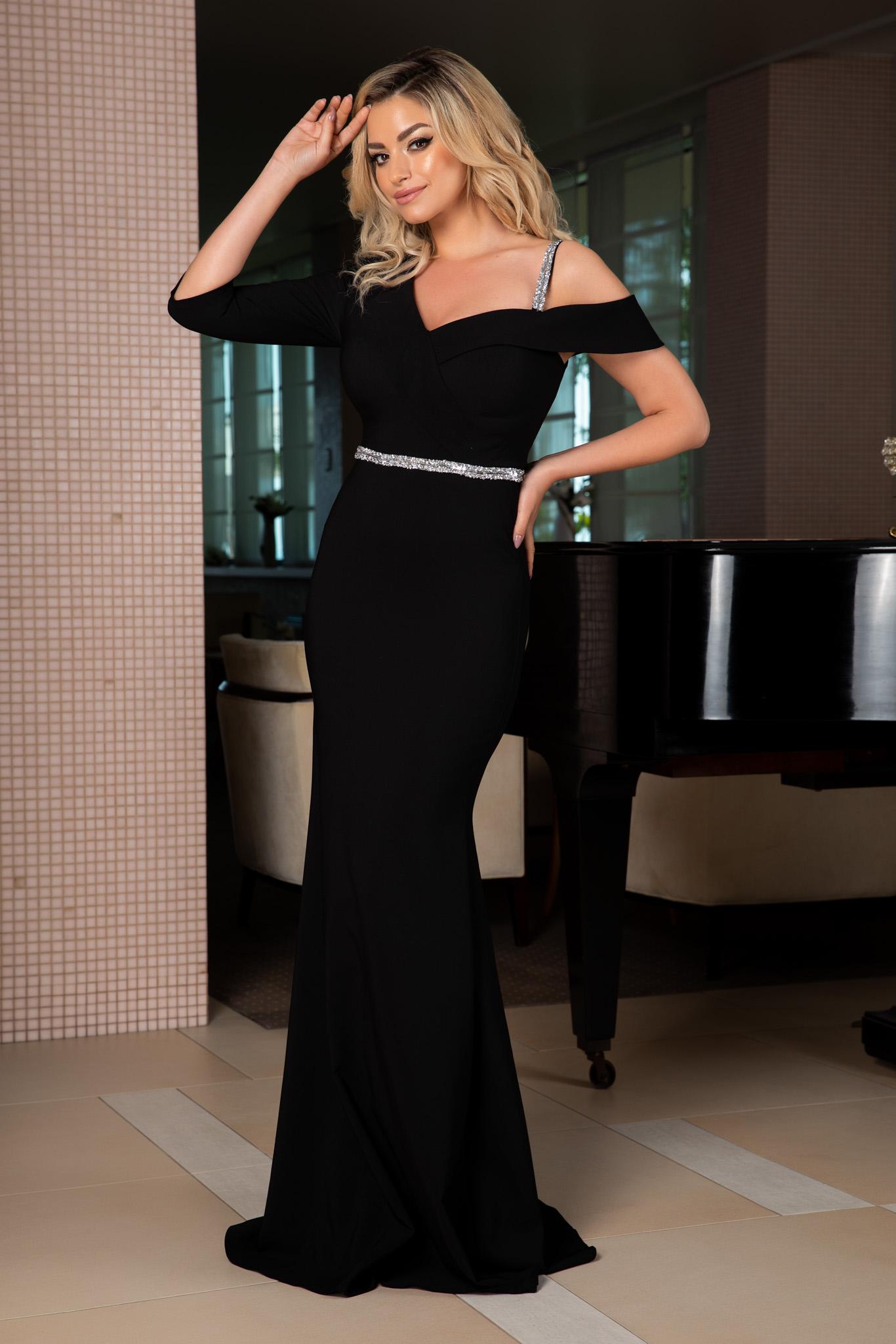 Rochie Gorgeous Neagra