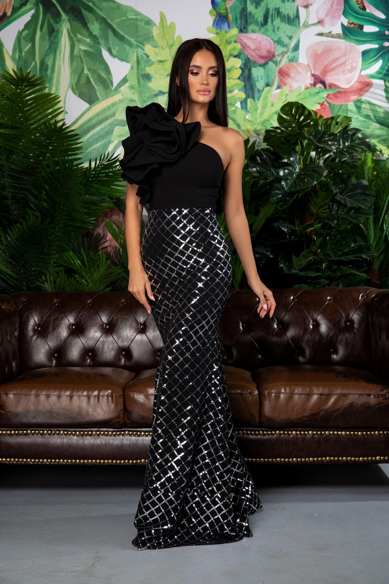 Rochie Fabulous Neagra