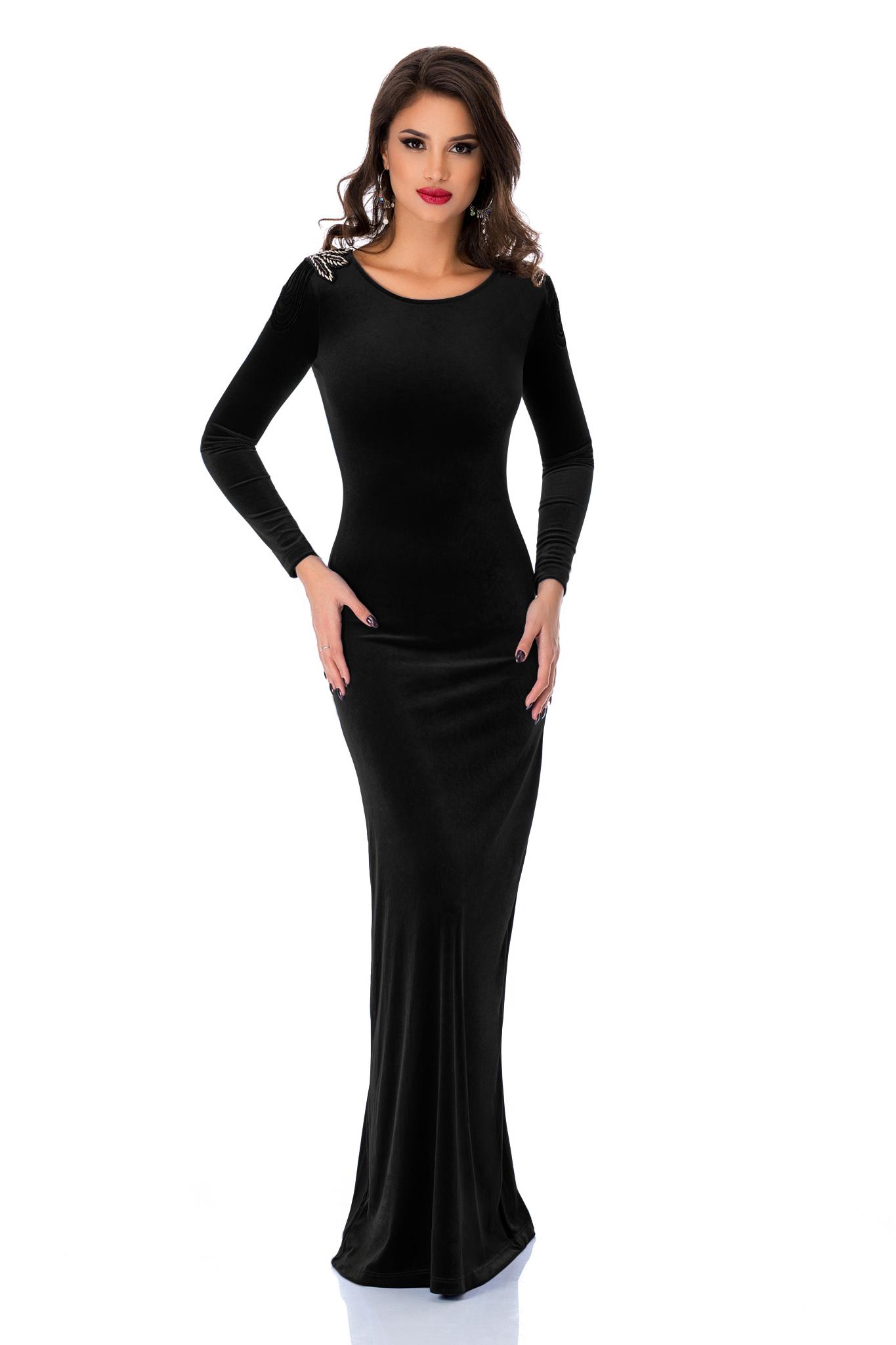 rochie yarina neagra