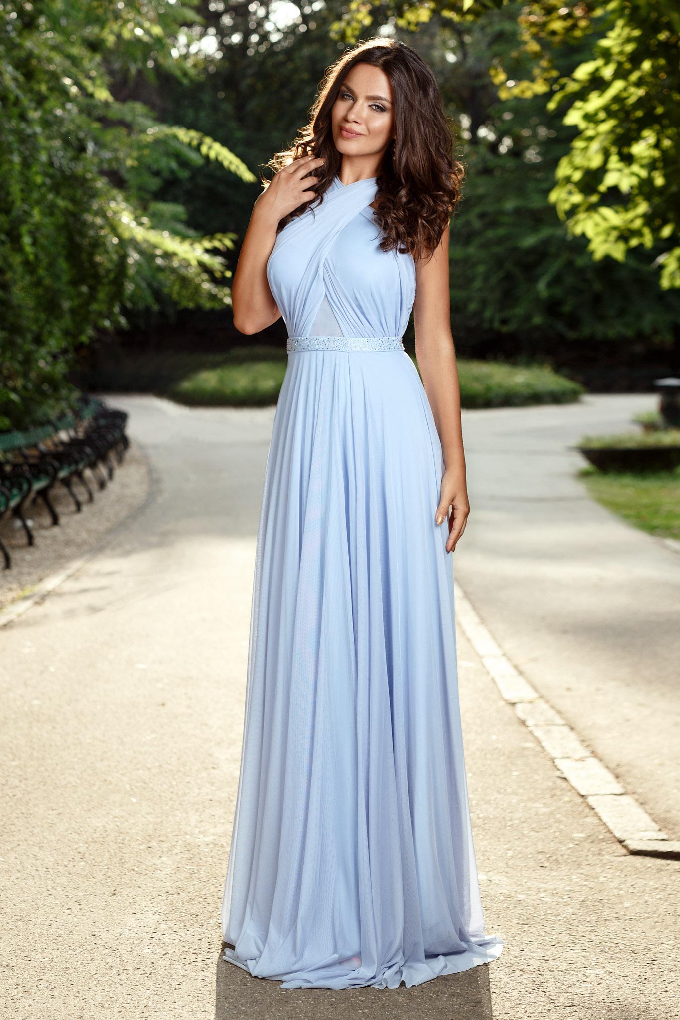 Rochie Ravisant Bleu
