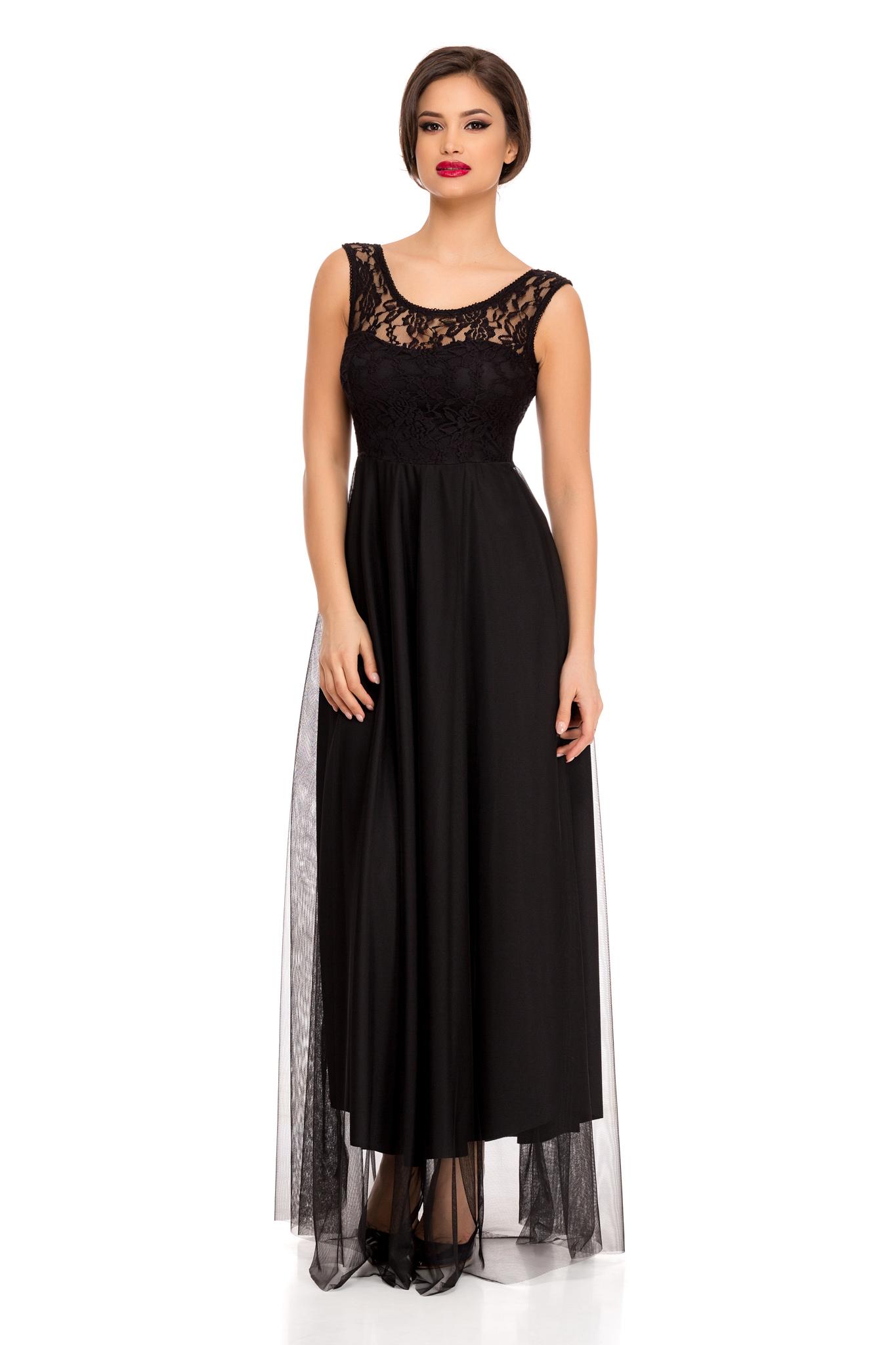 rochie adelle neagra