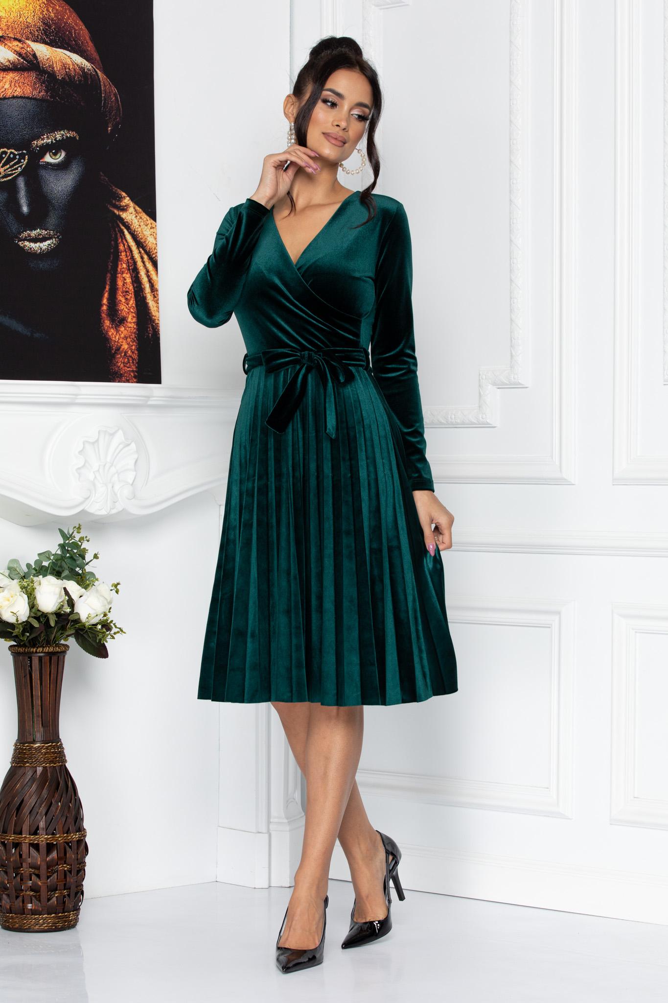 Rochie Tianna Verde